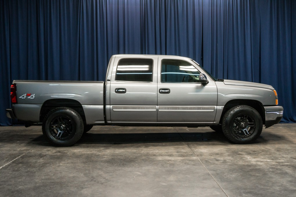 Used 2007 Chevrolet Silverado 1500 LT 4x4 Truck For Sale - Northwest Motorsport