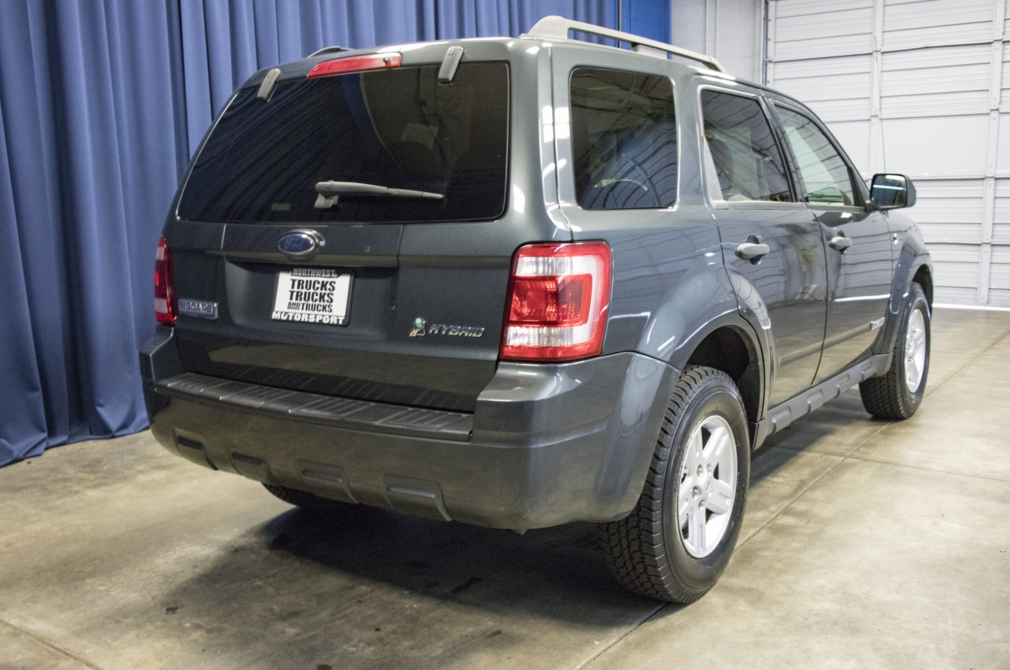 used 2008 ford escape hybrid awd hybrid electric suv for sale 39277a. Black Bedroom Furniture Sets. Home Design Ideas