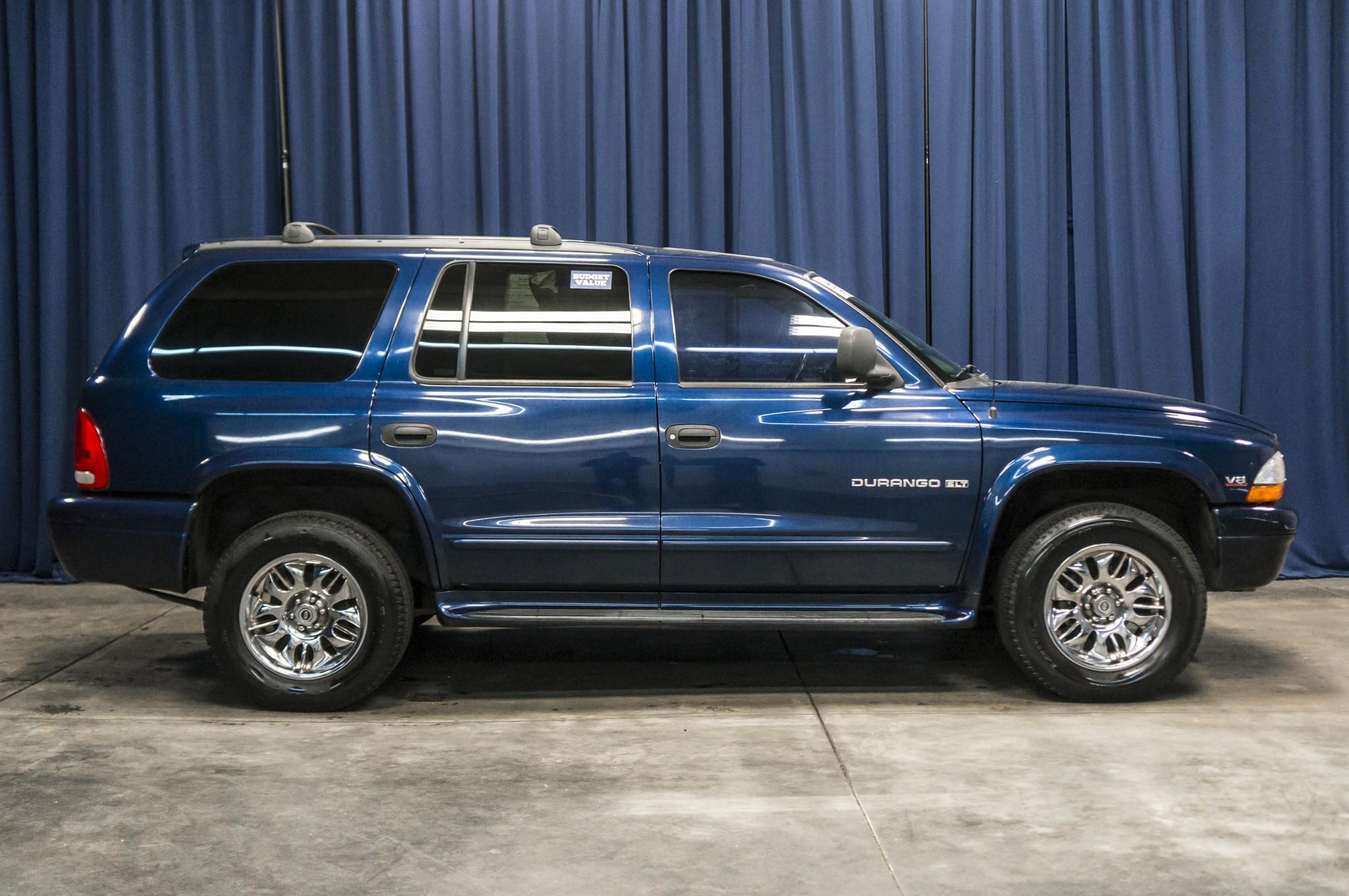 Used 2000 Dodge Durango 4x4 SUV For Sale - 39832A