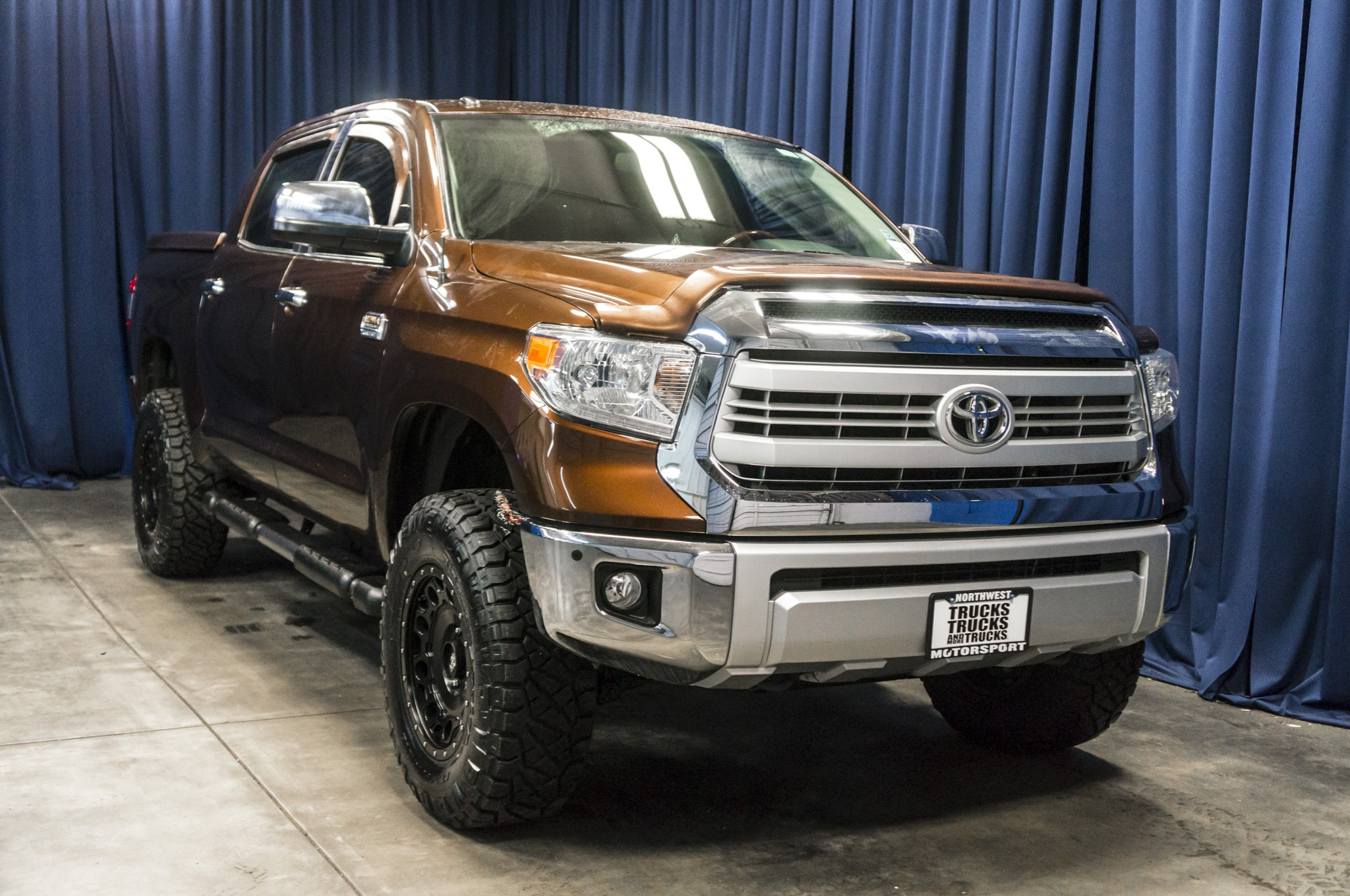 used lifted 2014 toyota tundra 1794 edition 4x4 truck for. Black Bedroom Furniture Sets. Home Design Ideas