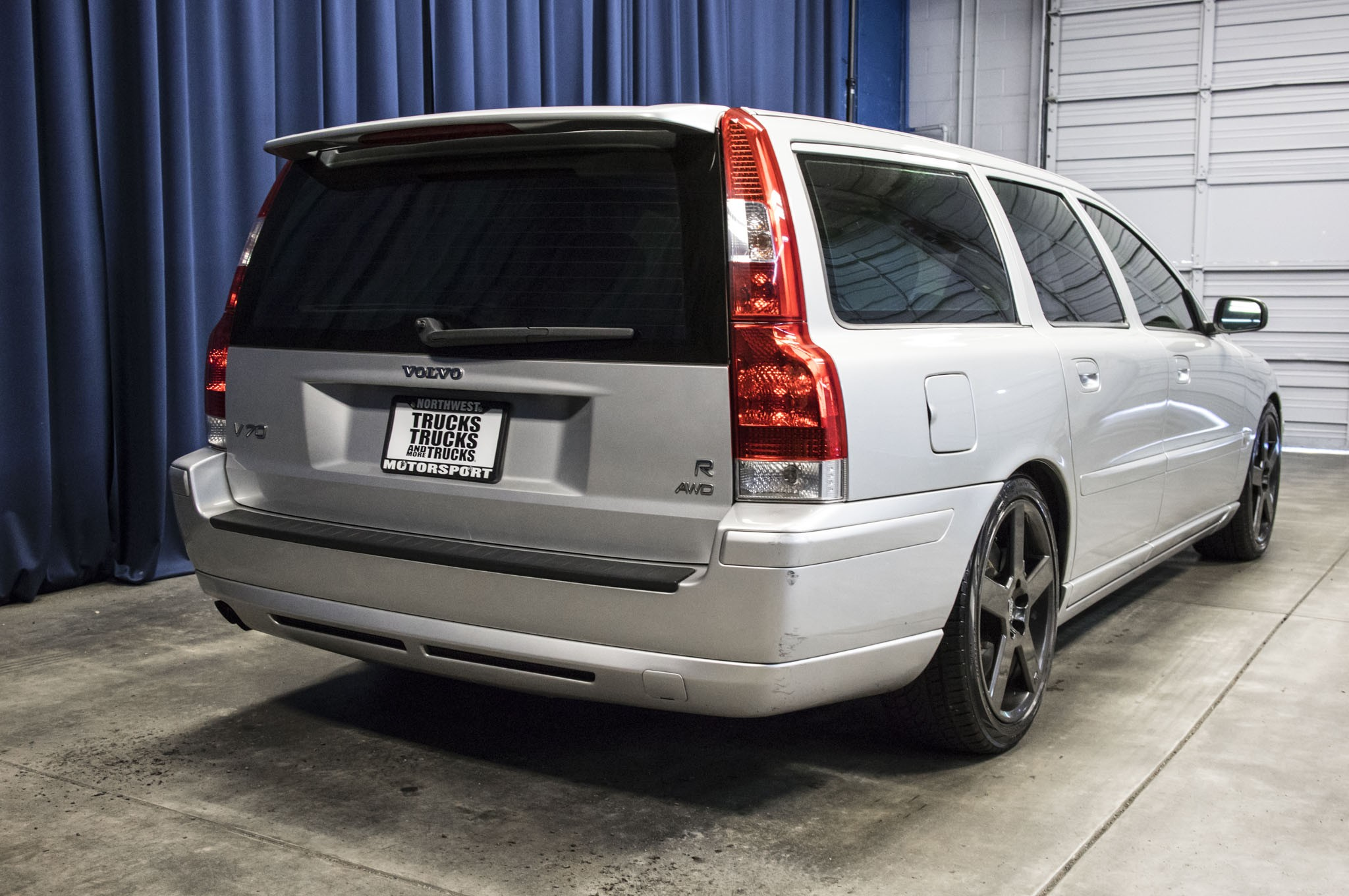 Used 2005 Volvo V70 R AWD Wagon For Sale - 39908B