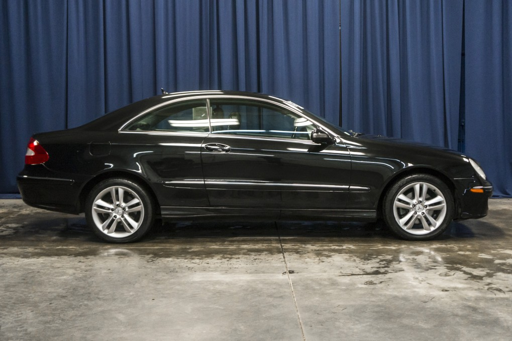 Used 2007 mercedes benz clk350 rwd coupe for sale 40092a for Mercedes benz clk350 for sale