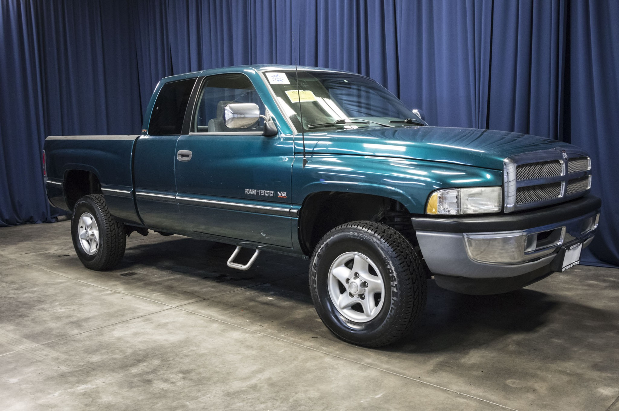 used 1997 dodge ram 1500 slt 4x4 truck for sale 40117m. Black Bedroom Furniture Sets. Home Design Ideas