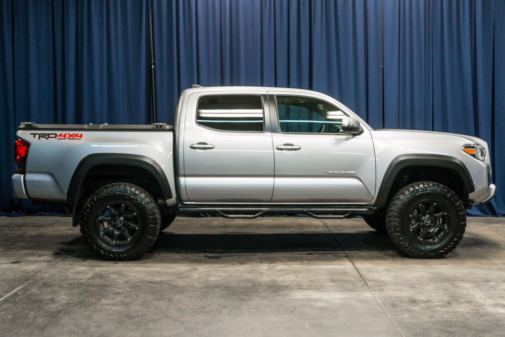 Used Lifted 2016 Toyota Tacoma TRD 4x4 Truck For Sale ...