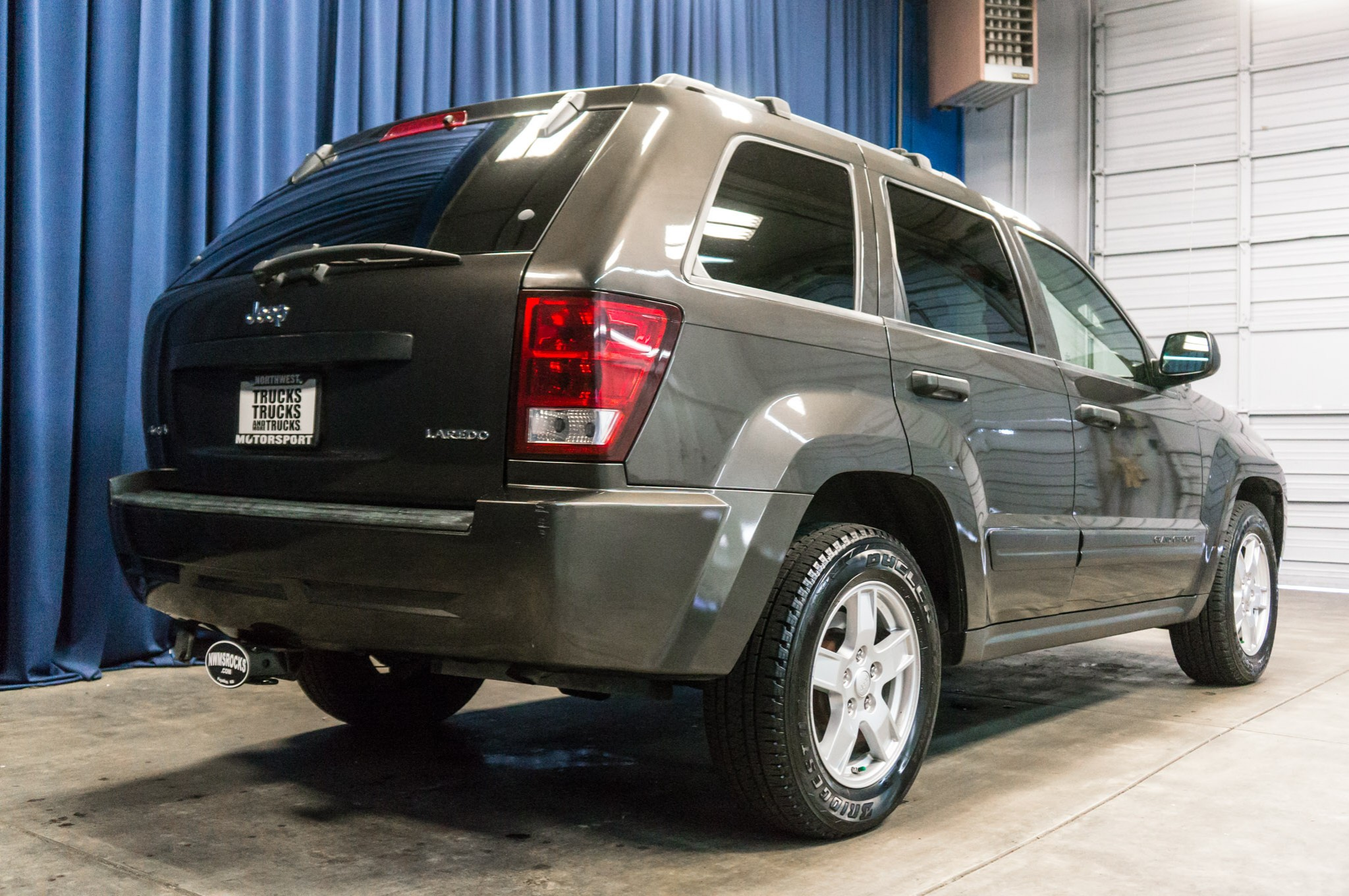 Used 2005 jeep grand cherokee laredo 4x4 suv for sale 40548a - Jeep grand cherokee laredo interior ...