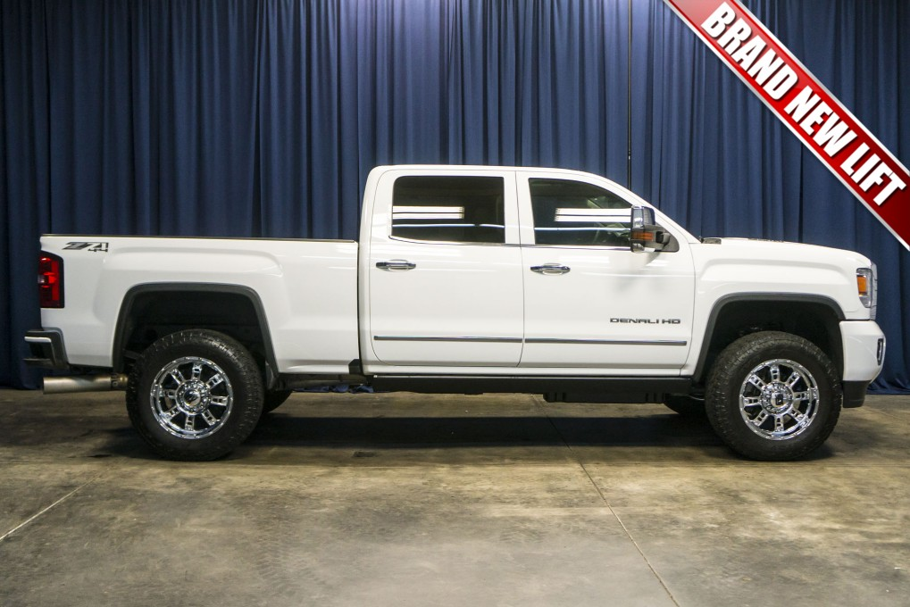 lifted 2015 gmc sierra 2500 hd denali 4x4 northwest motorsport. Black Bedroom Furniture Sets. Home Design Ideas
