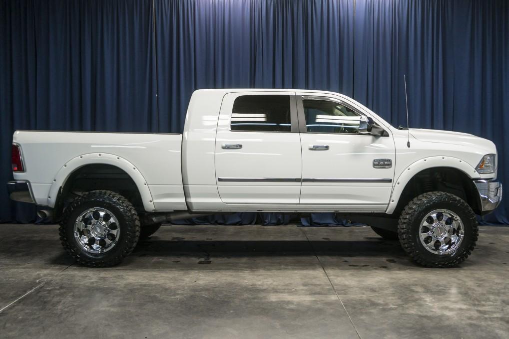 used lifted 2013 dodge ram 3500 longhorn 4x4 diesel truck for sale northwest motorsport. Black Bedroom Furniture Sets. Home Design Ideas