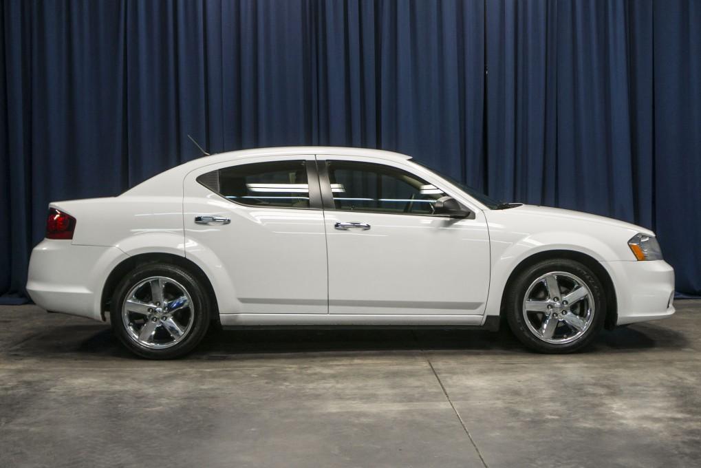 used 2013 dodge avenger se fwd sedan for sale northwest motorsport. Black Bedroom Furniture Sets. Home Design Ideas