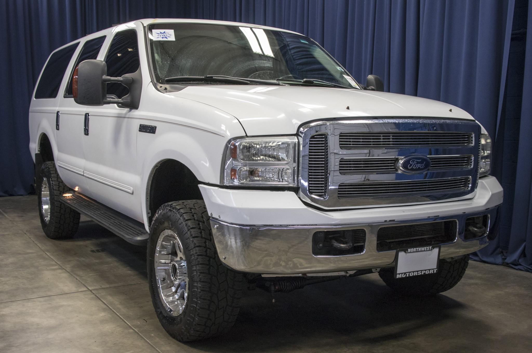Ford Excursion Xlt X