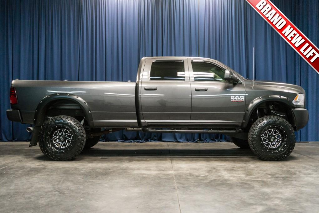used lifted 2014 dodge ram 3500 4x4 diesel truck for sale northwest motorsport. Black Bedroom Furniture Sets. Home Design Ideas