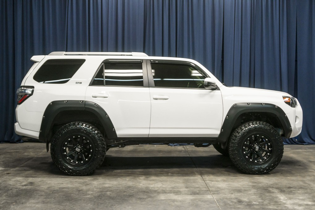 Used Lifted 2015 Toyota 4runner Sr5 4x4 Suv For Sale 41239