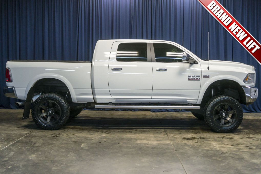 2015 dodge ram 2500 4x4 - Dodge Truck 2015 Lifted