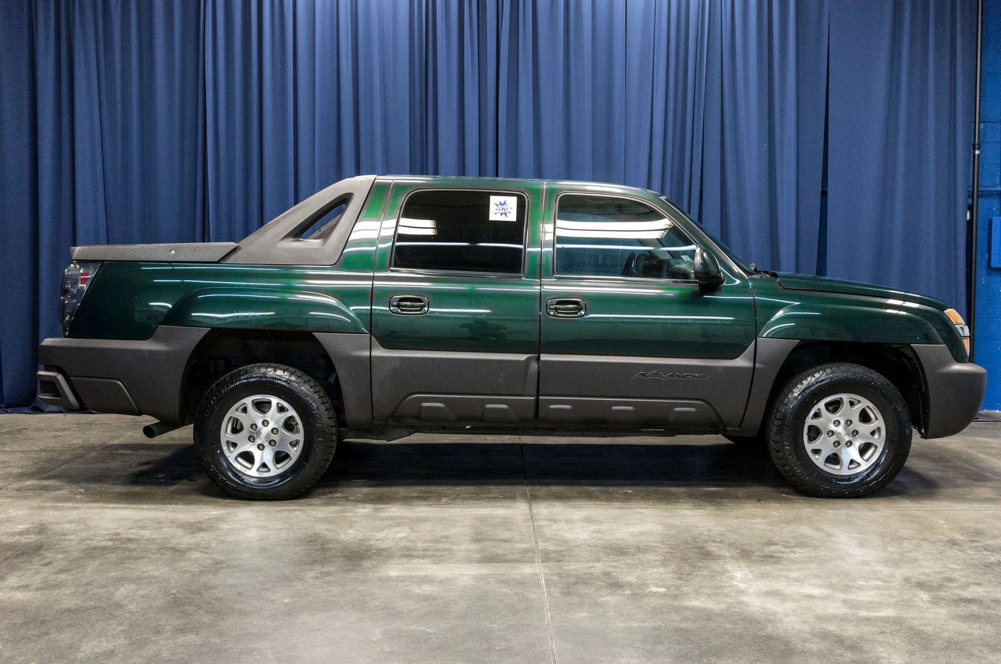 Chevrolet Avalanche For Sale >> Used 2003 Chevrolet Avalanche 1500 North Face Z71 4x4 ...