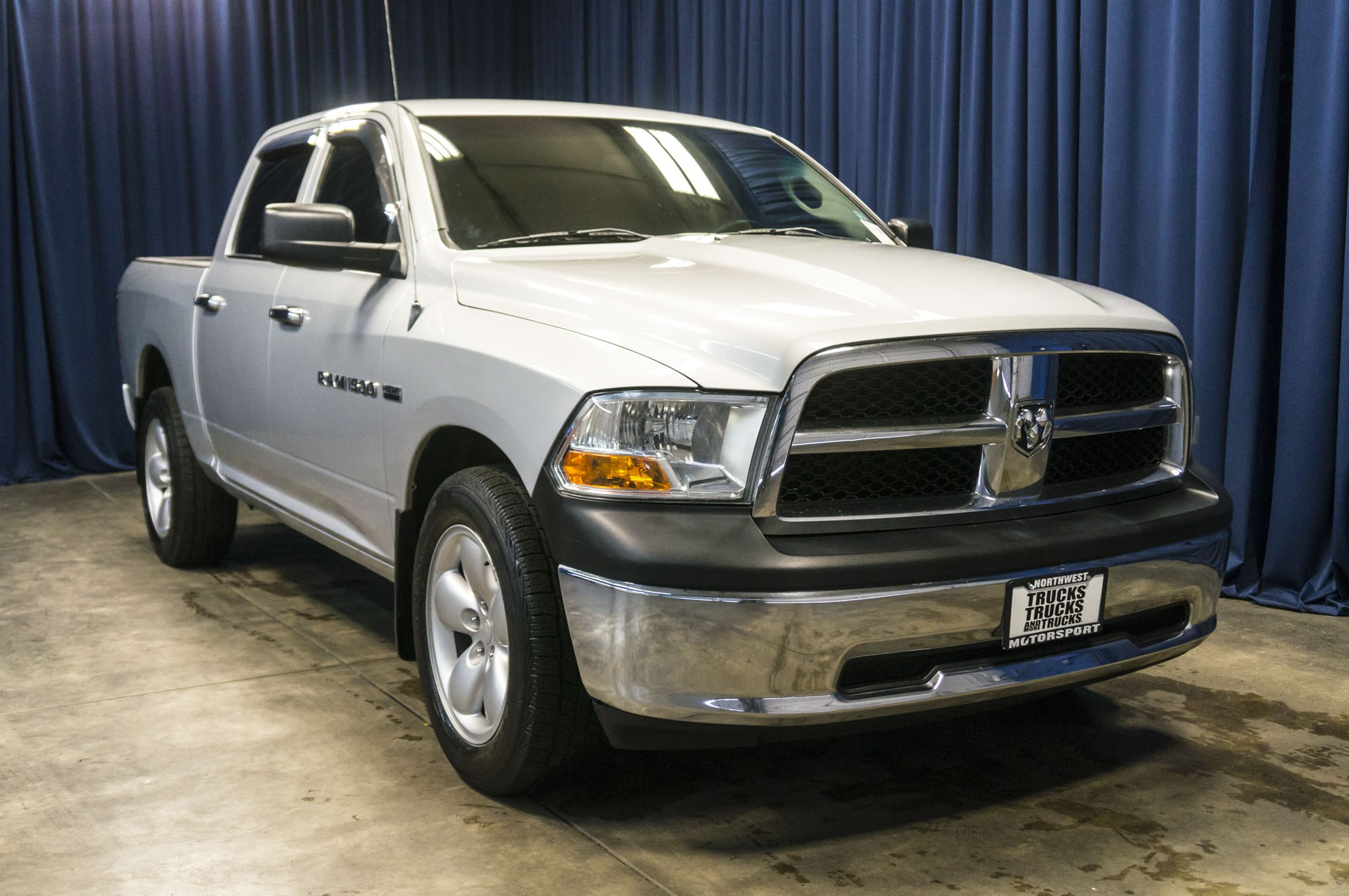Dodge Trucks For Sale By Owner >> Used 2011 Dodge Ram 1500 SLT 4x4 Truck For Sale - 41584