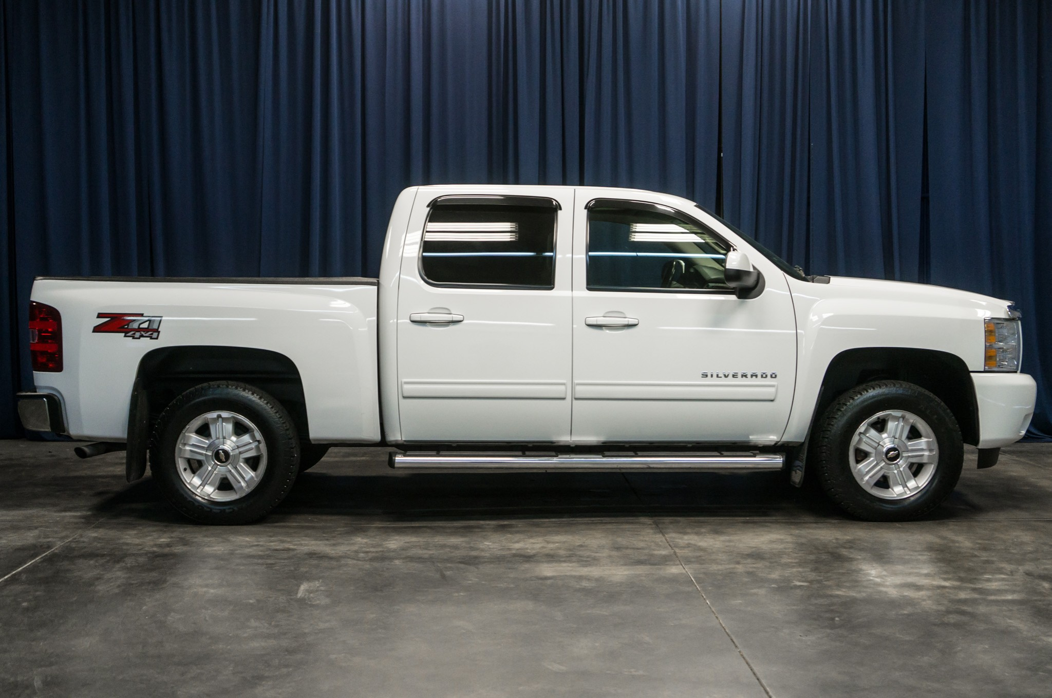 used 2010 chevrolet silverado 1500 ltz z71 4x4 truck for sale 41615. Black Bedroom Furniture Sets. Home Design Ideas