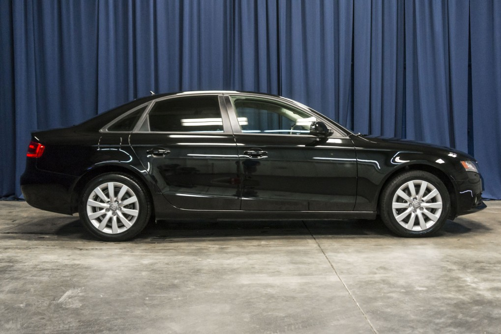 used 2012 audi a4 awd sedan for sale northwest motorsport. Black Bedroom Furniture Sets. Home Design Ideas