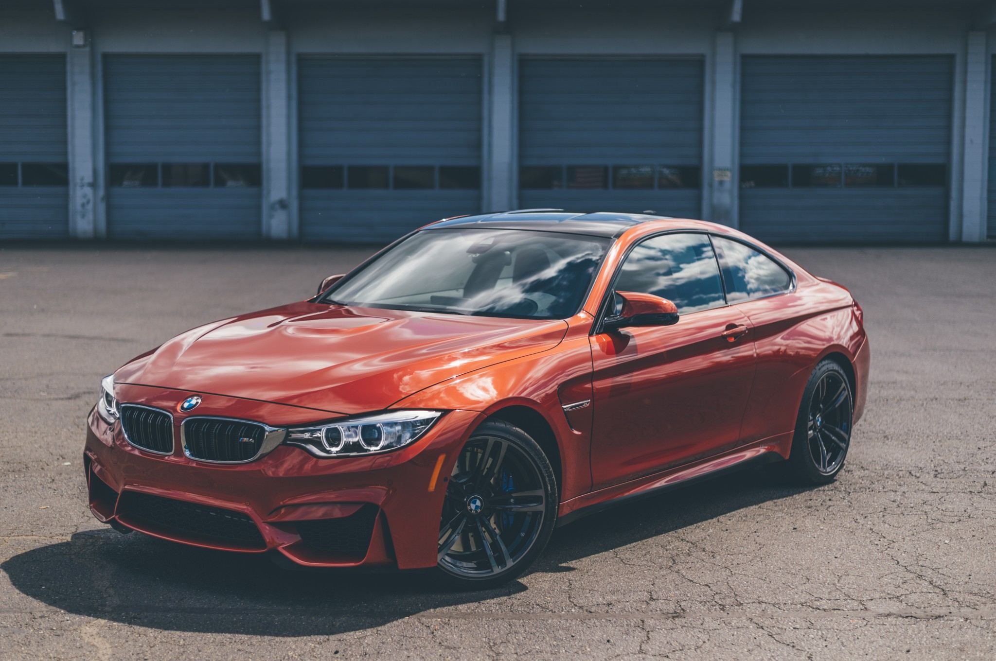 Used 2015 BMW M4 RWD M Series Coupe For Sale