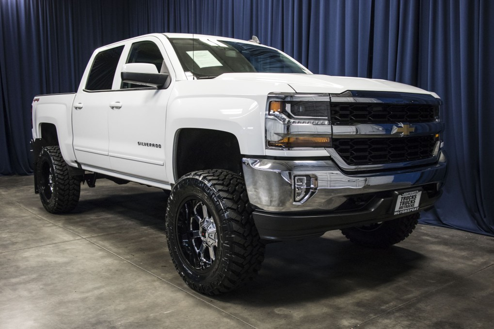 Chevy Silverado Raised
