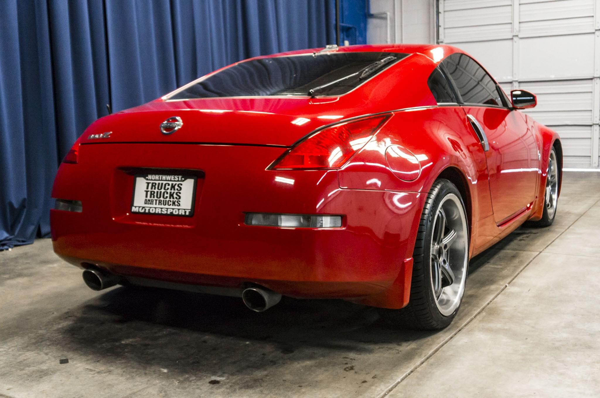 2005 nissan 350z rwd northwest motorsport 2005 nissan 350z rwd sciox Images
