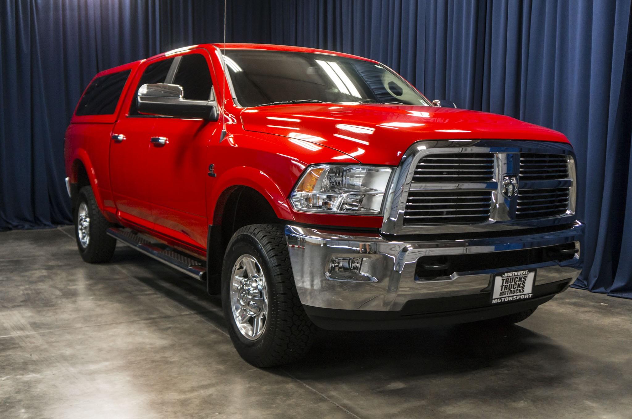 dodge ram  laramie  diesel truck  sale