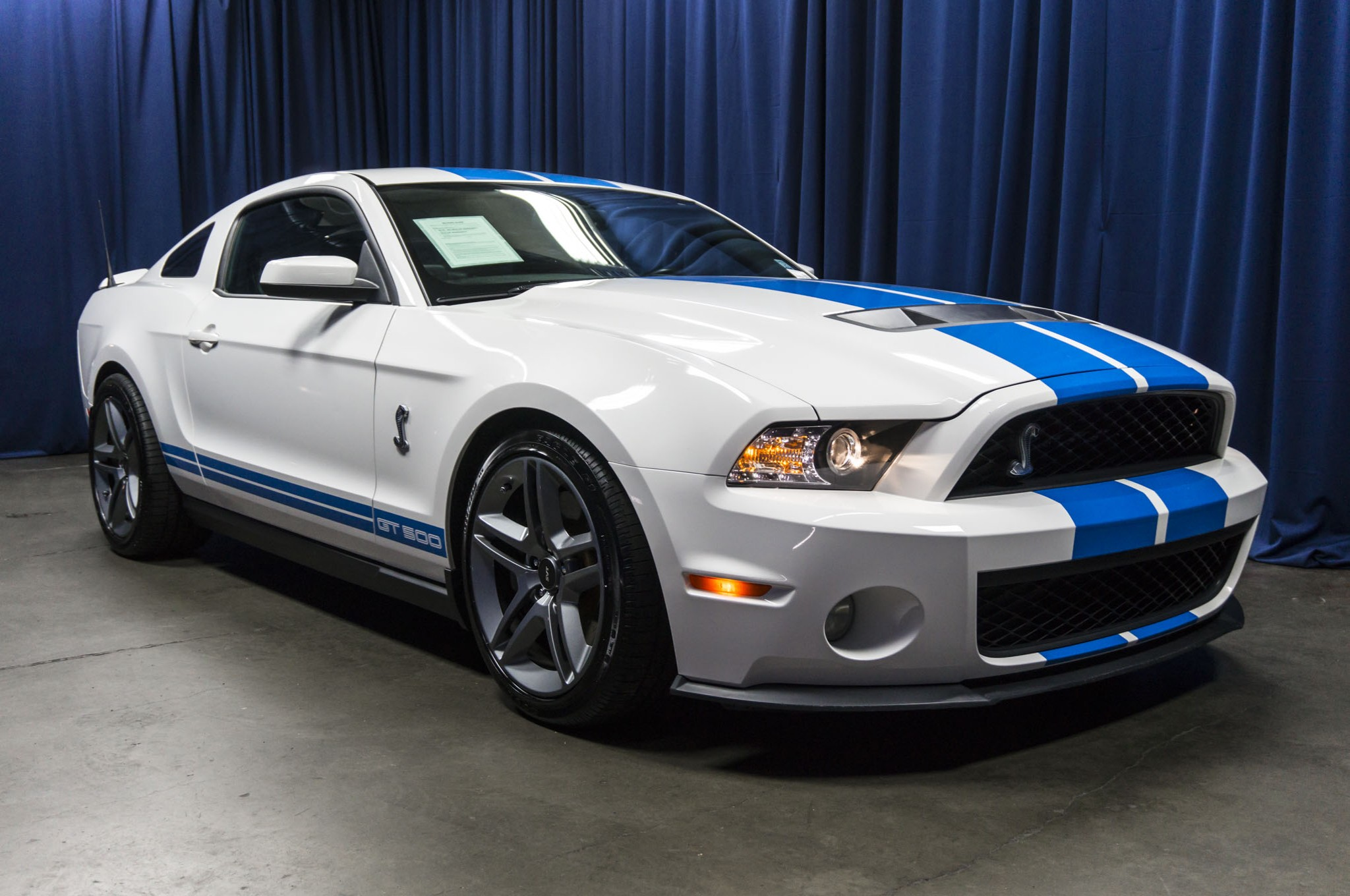 Used 2010 Ford Mustang Shelby GT500 RWD Coupe For Sale B