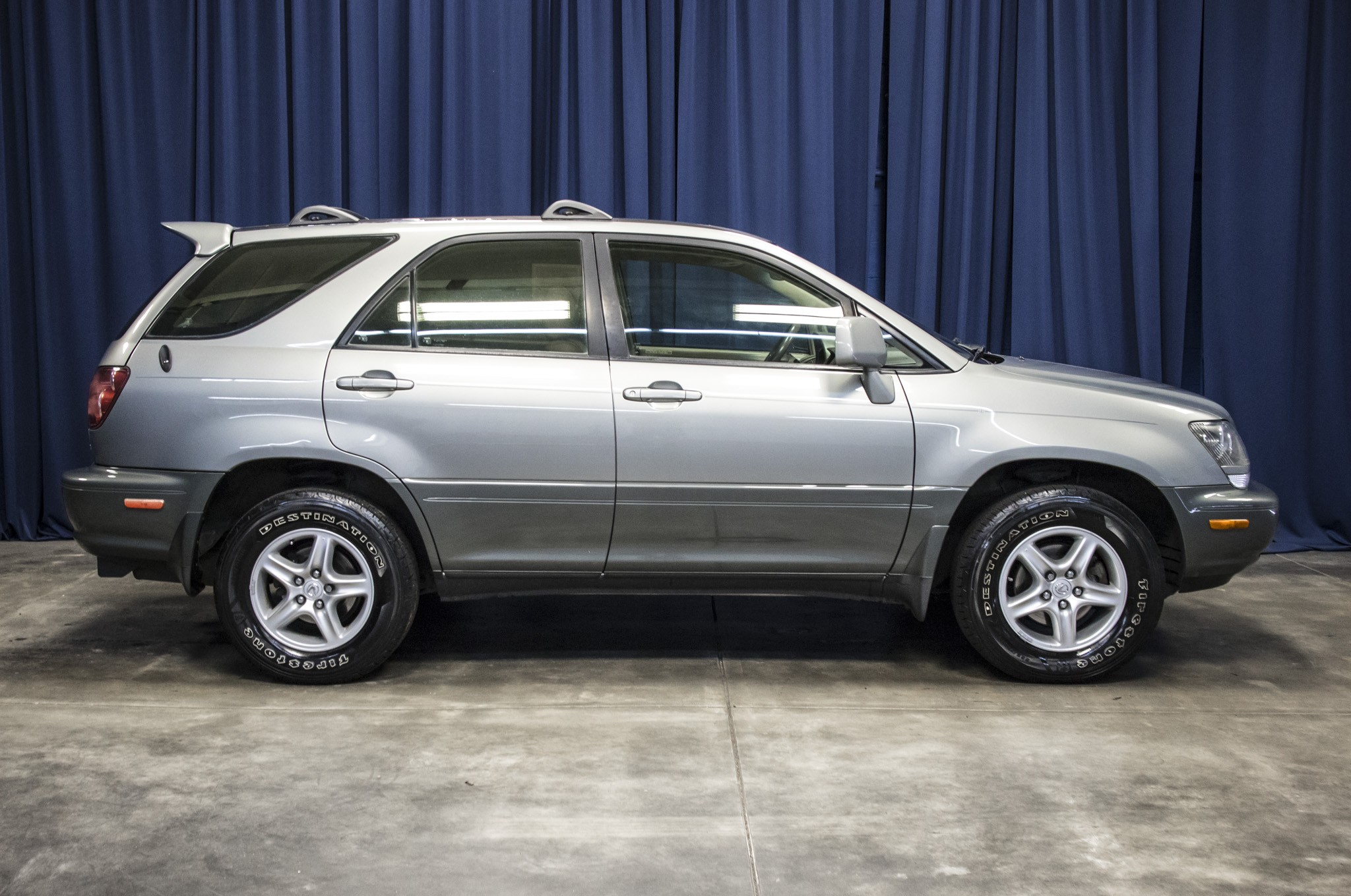 Used 2000 Lexus RX300 AWD SUV For Sale - 41909A