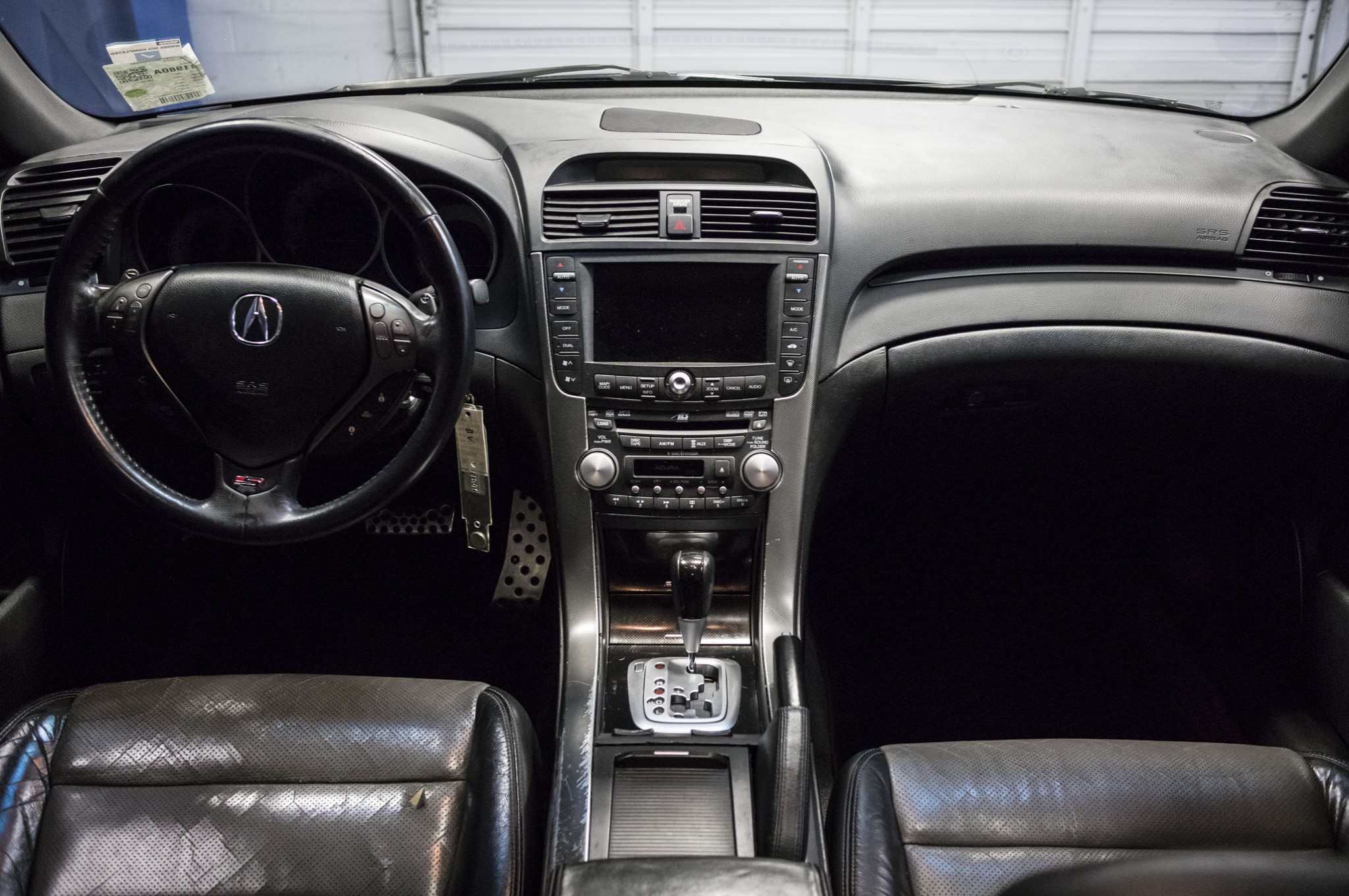 Used 2007 Acura Tl Type S Fwd Sedan For Sale 41980a