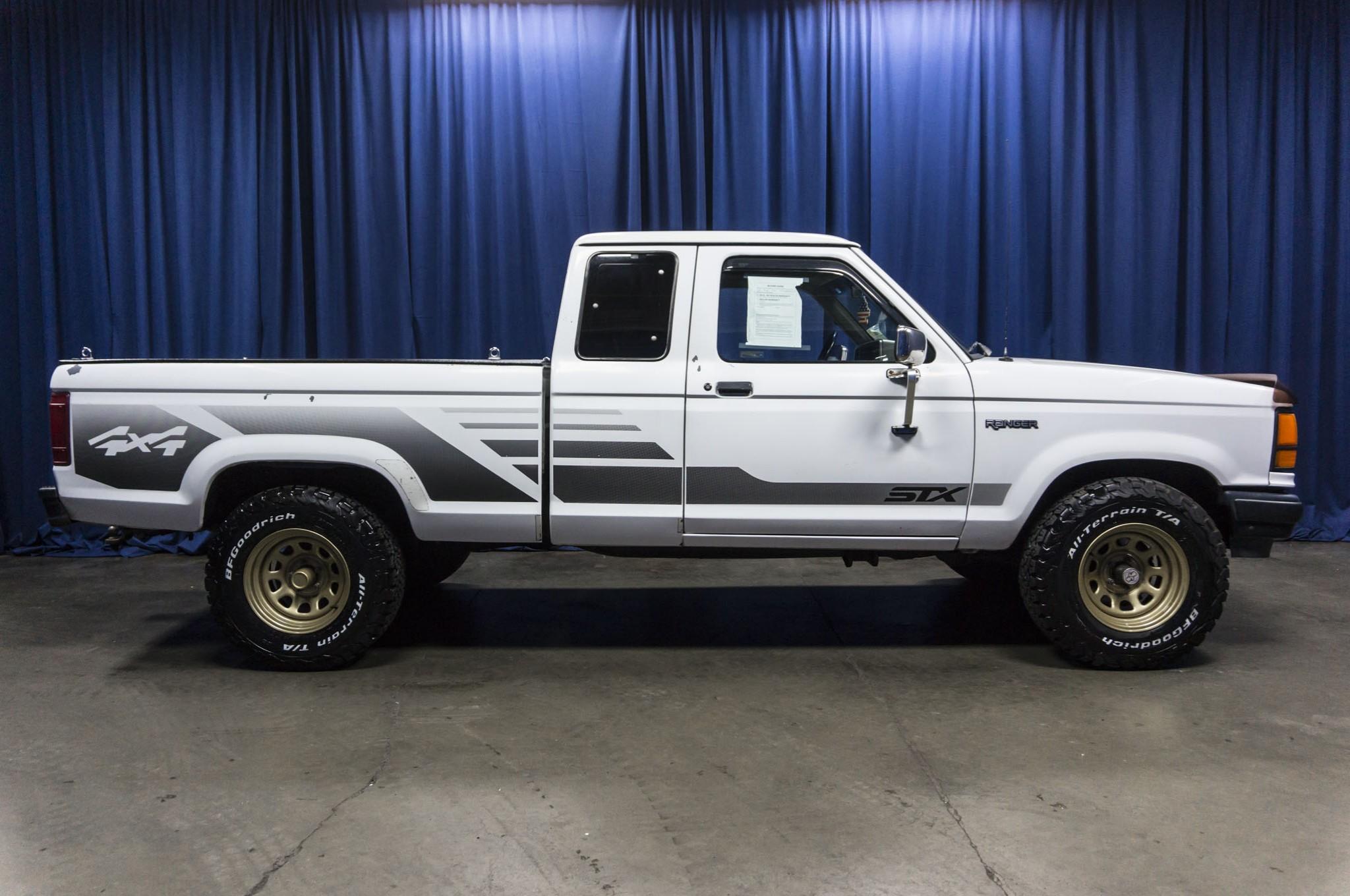 used 1992 ford ranger stx 4x4 truck for sale 42113b. Black Bedroom Furniture Sets. Home Design Ideas