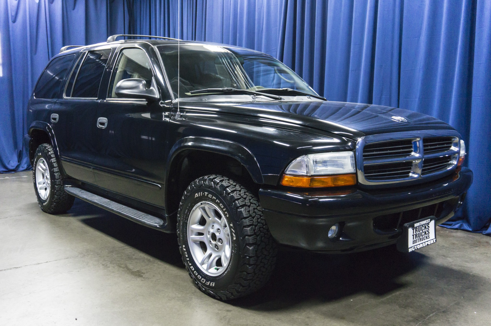 Cars With 3rd Row Seating >> Used 2003 Dodge Durango SLT 4x4 SUV For Sale - 42244A