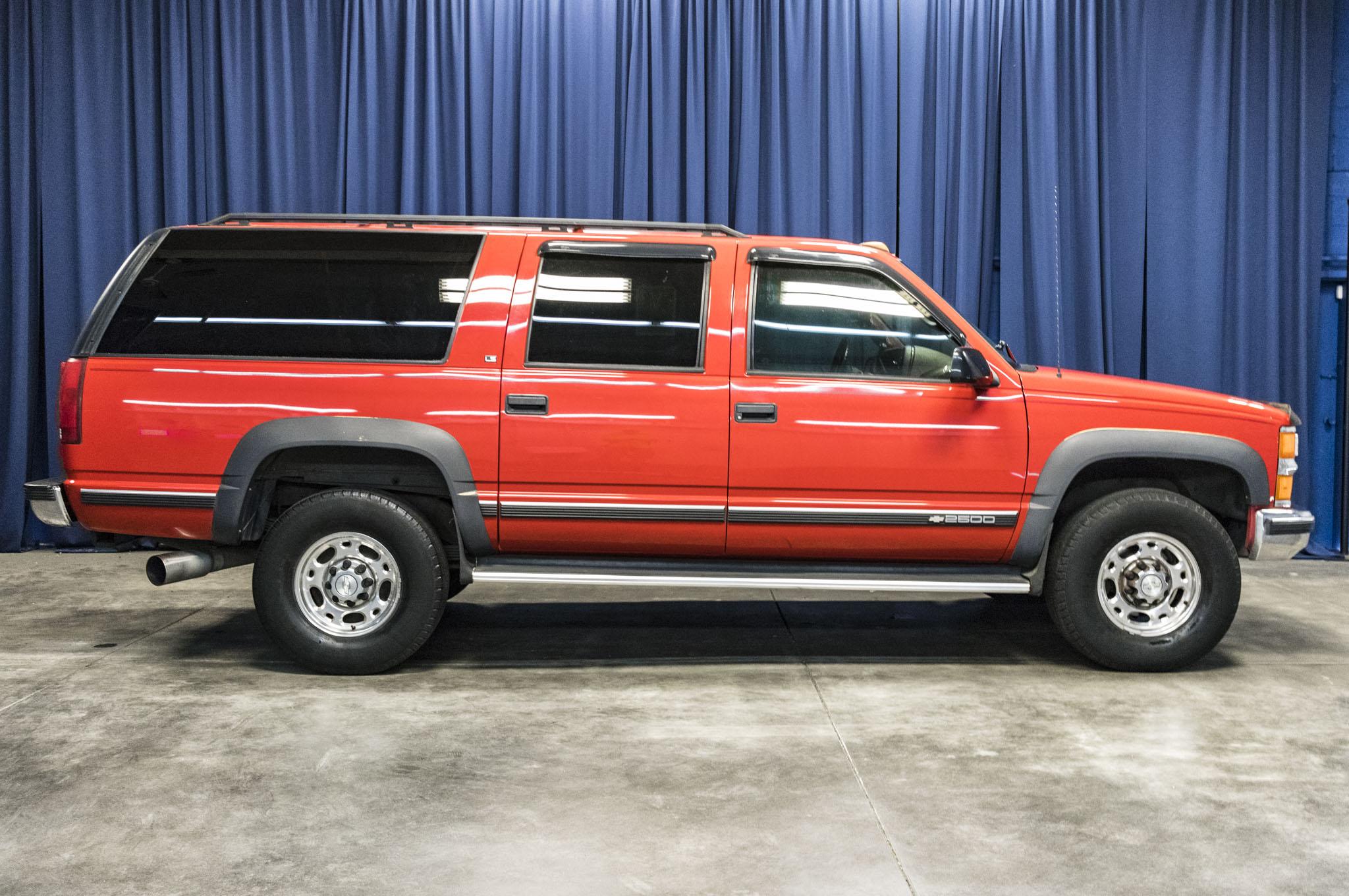 1996 suburban diesel