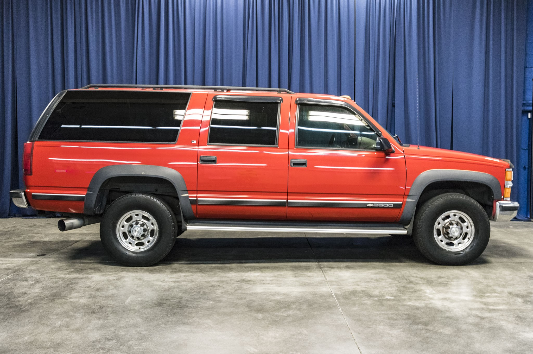 Used 1996 Chevrolet Suburban 2500 Cheyenne 4x4 Diesel SUV For Sale