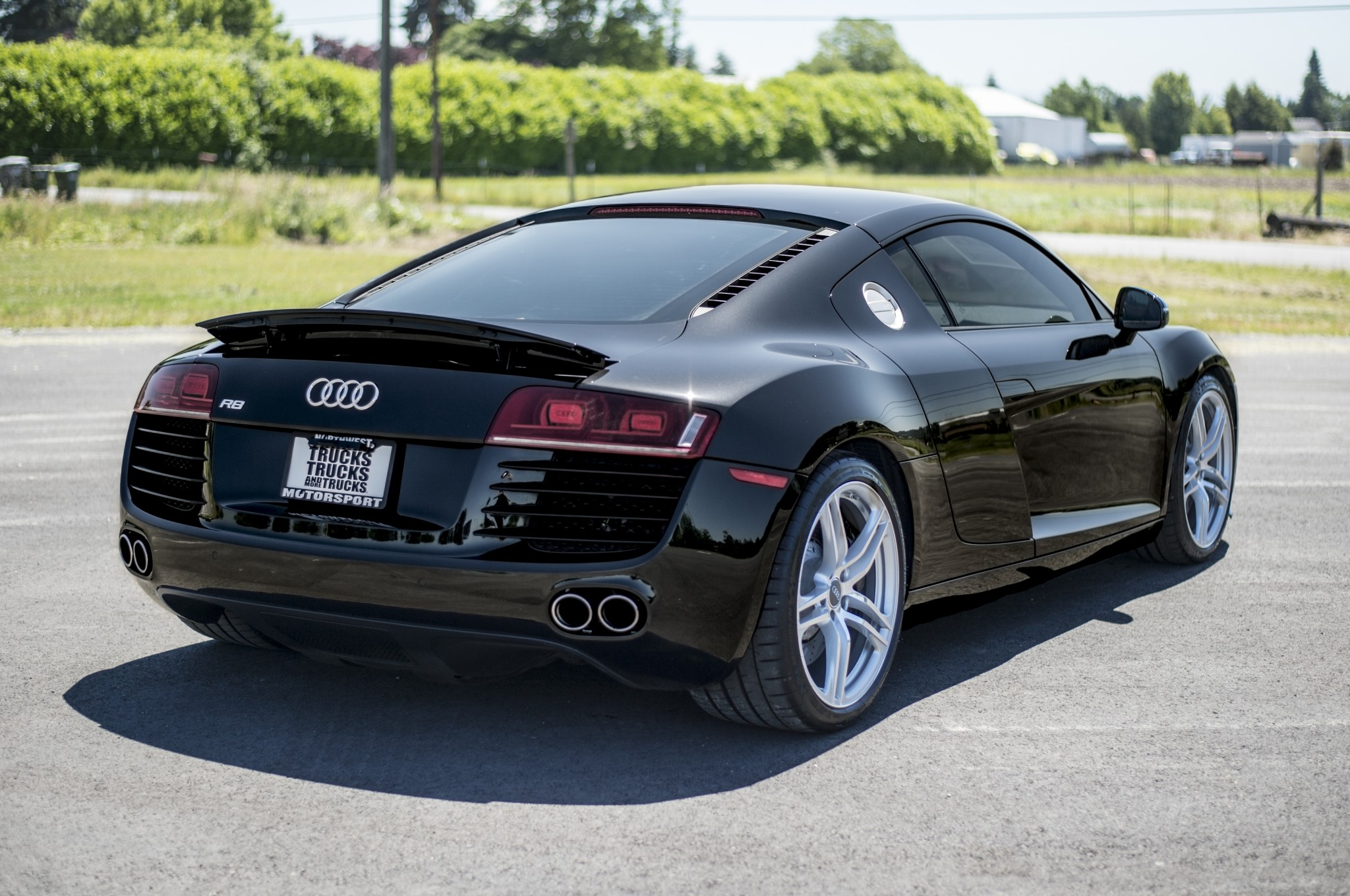 used 2008 audi r8 quattro awd coupe for sale 42281. Black Bedroom Furniture Sets. Home Design Ideas