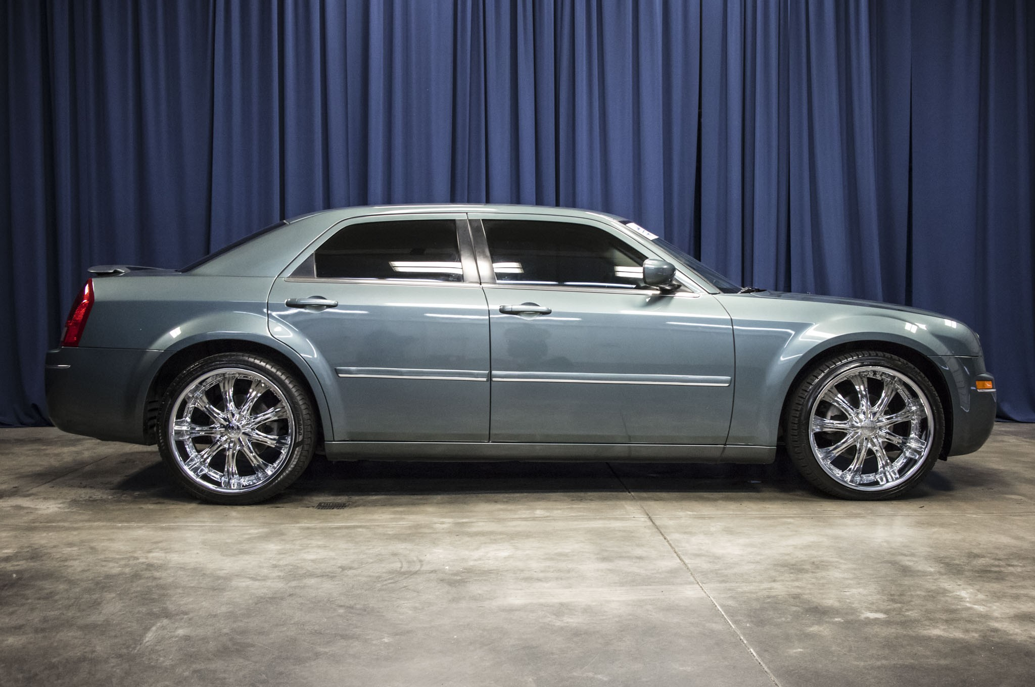 Used 2005 Chrysler 300 Touring RWD Sedan For Sale A