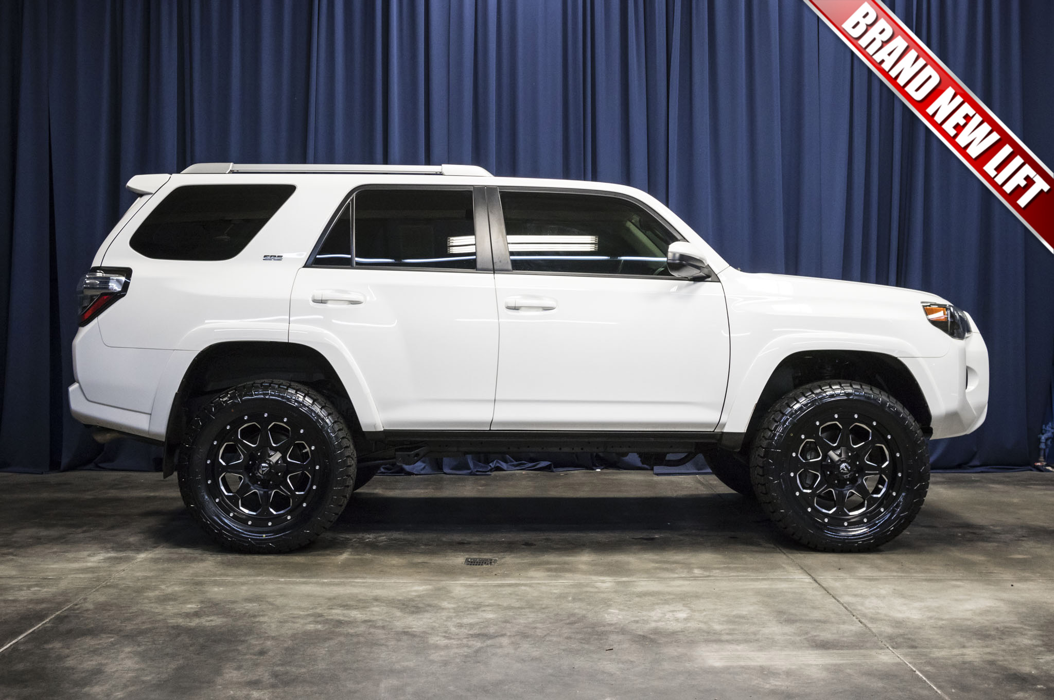 Lifted 4runner For Sale >> Used Lifted 2015 Toyota 4runner Sr5 4x4 Suv For Sale