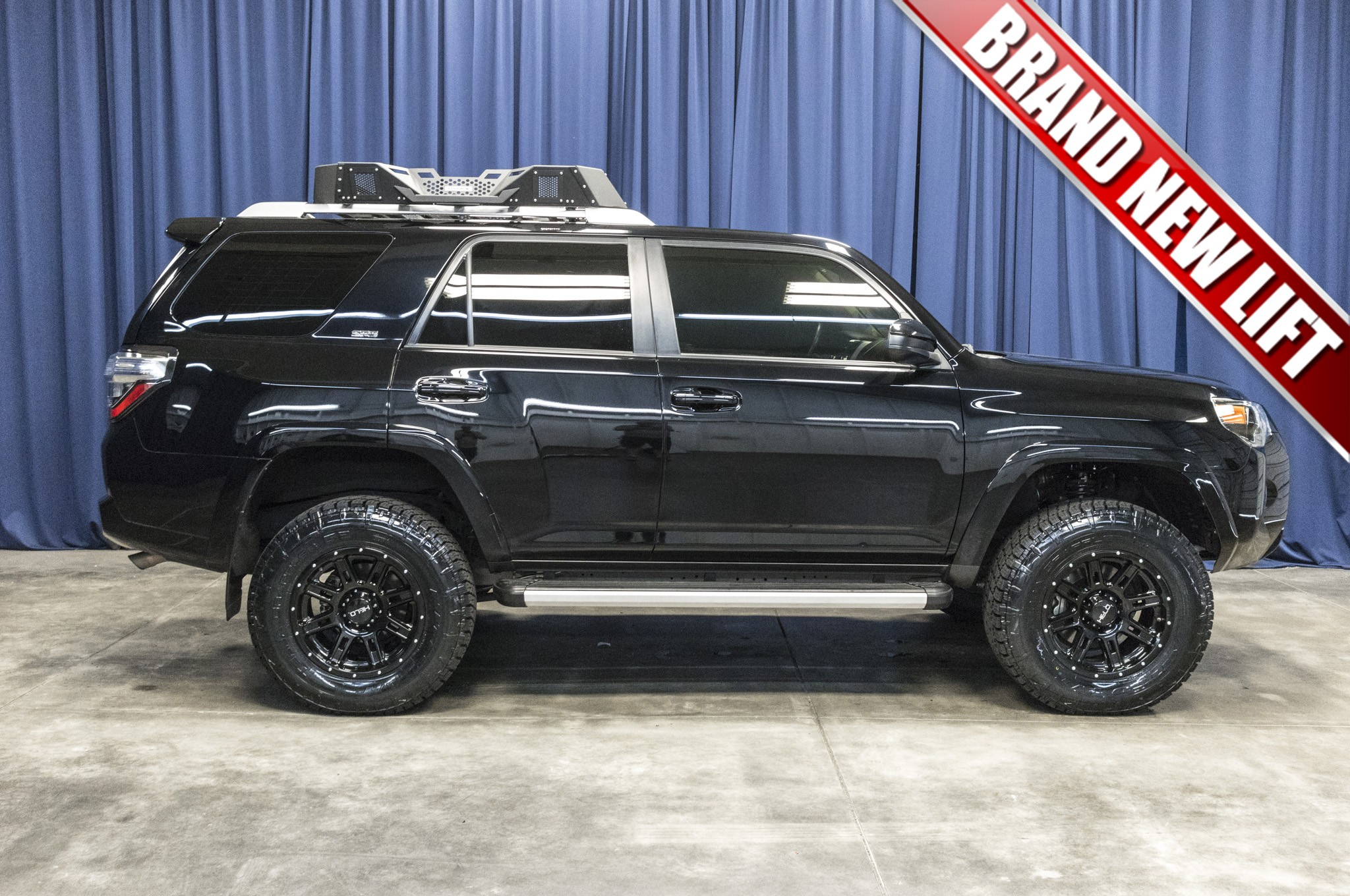 used lifted 2015 toyota 4runner sr5 4x4 suv for sale 42612. Black Bedroom Furniture Sets. Home Design Ideas