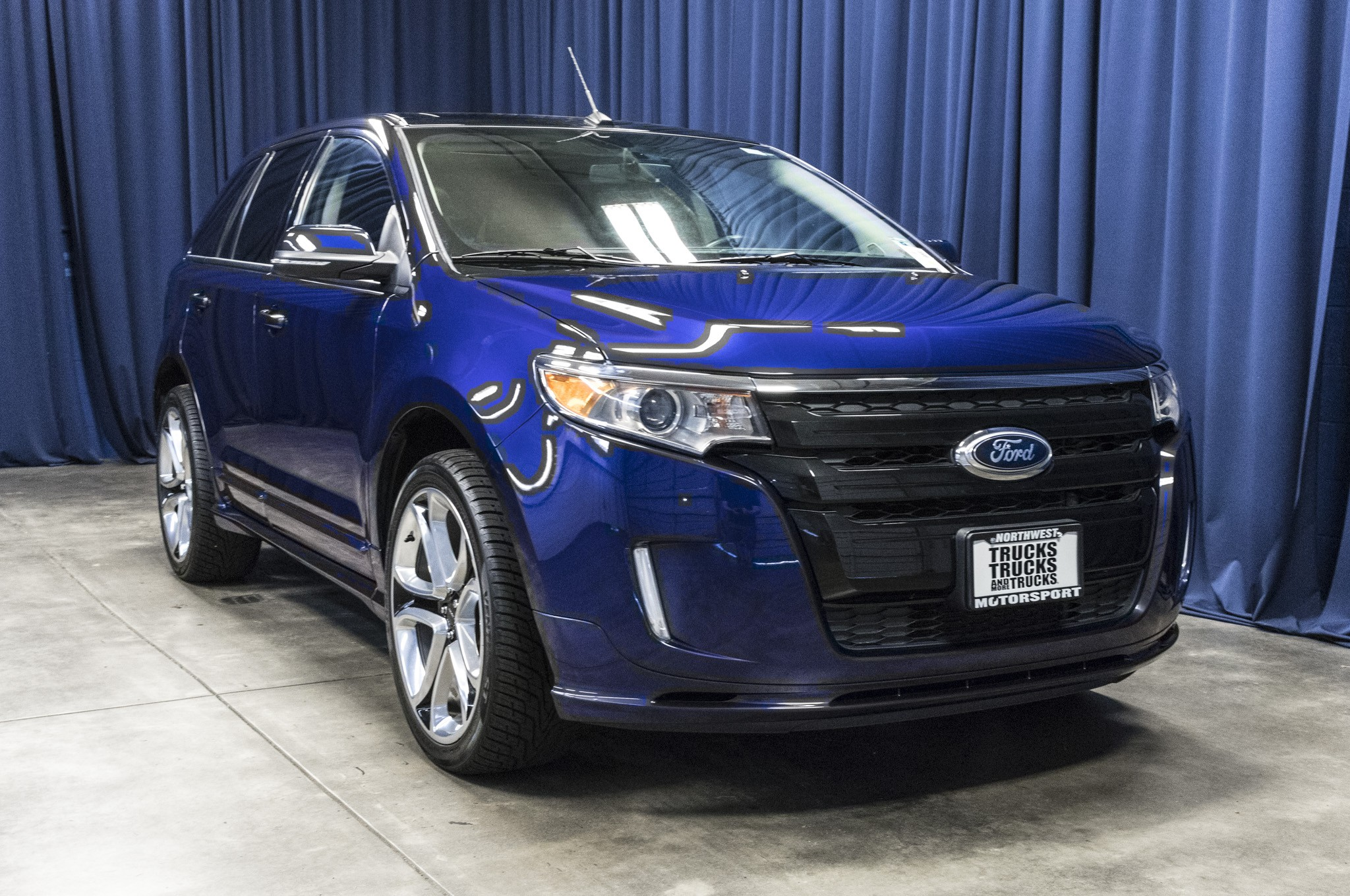 used 2013 ford edge sport awd suv for sale 42689. Black Bedroom Furniture Sets. Home Design Ideas