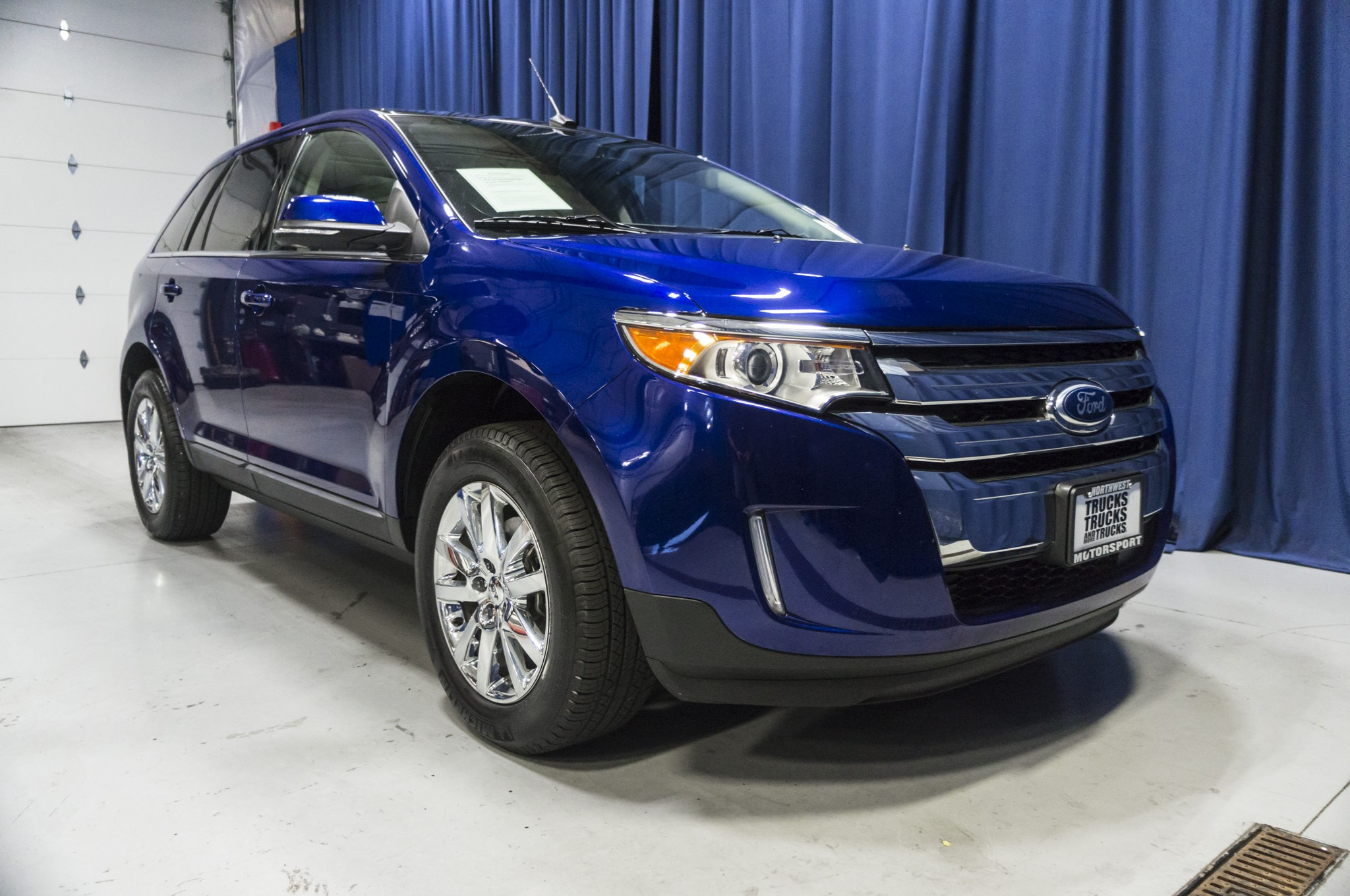 Used 2014 Ford Edge Limited AWD SUV For Sale