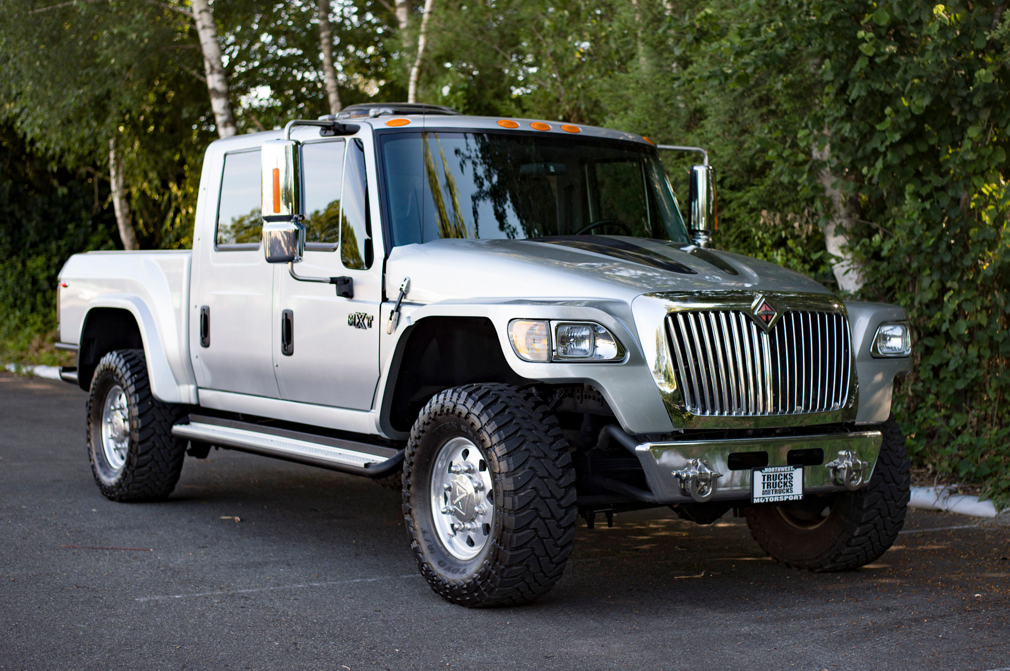 International Mxt For Sale >> Used 2008 International Mxt 4x4 Diesel Truck For Sale Northwest