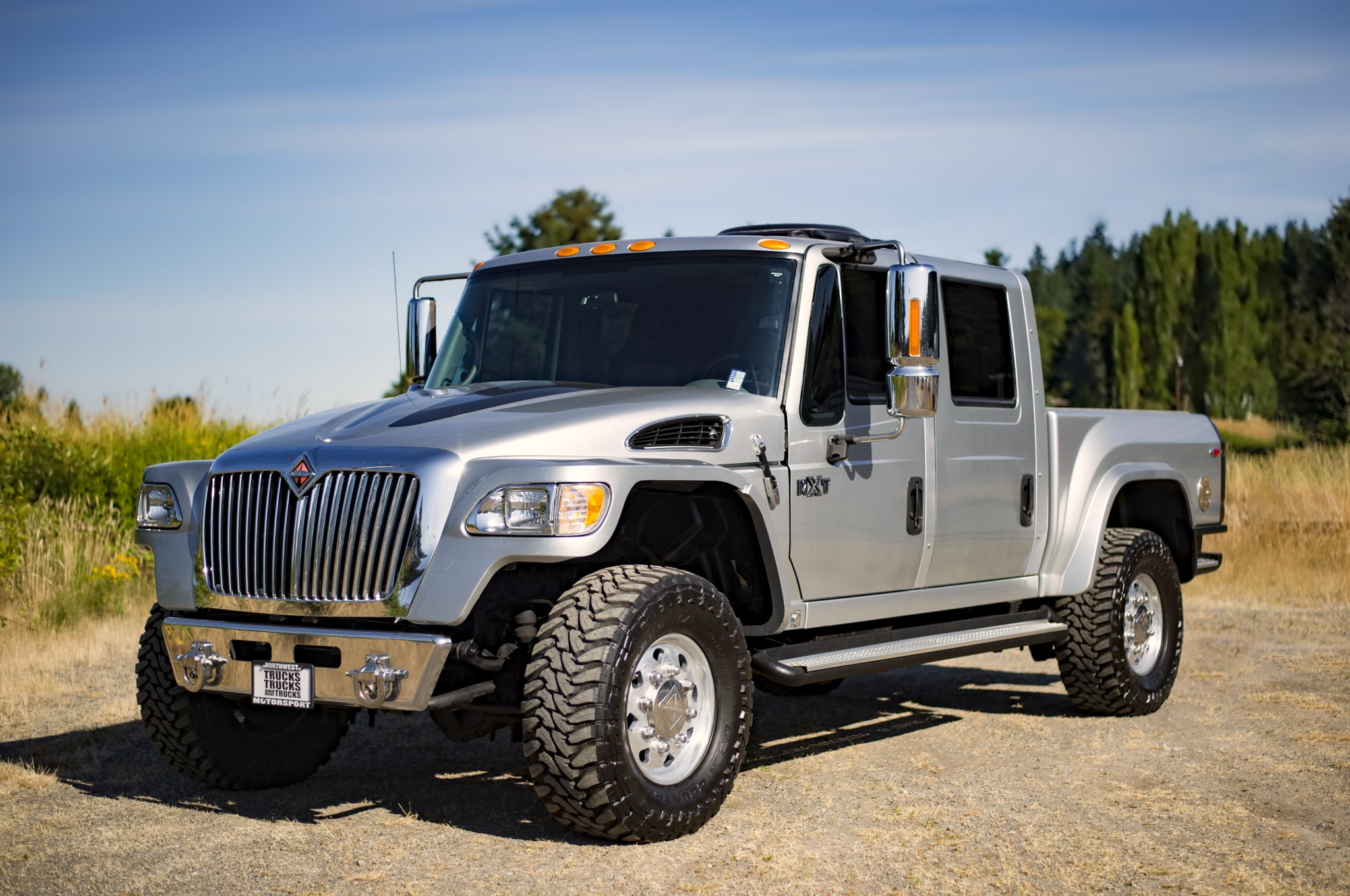 Used 2008 International MXT 4x4 Diesel Truck For Sale