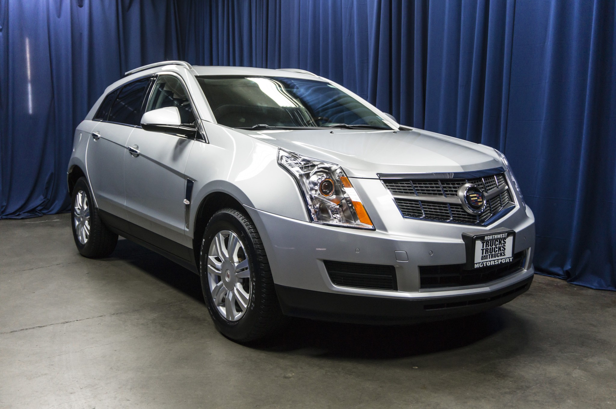 detail cadillac srx used revved premium collection awd motors at