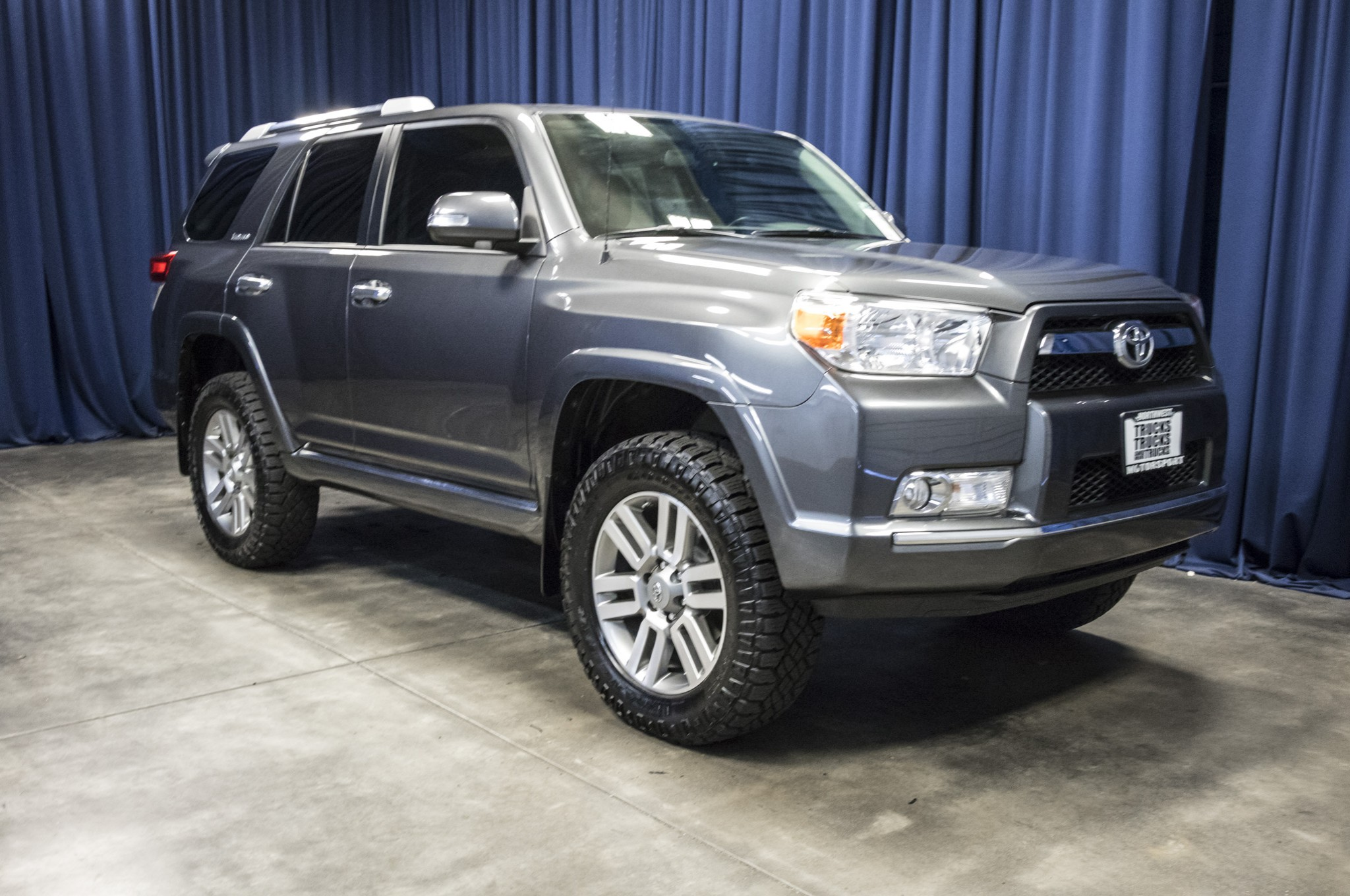 Used 2011 Toyota 4Runner Limited 4x4 SUV For Sale