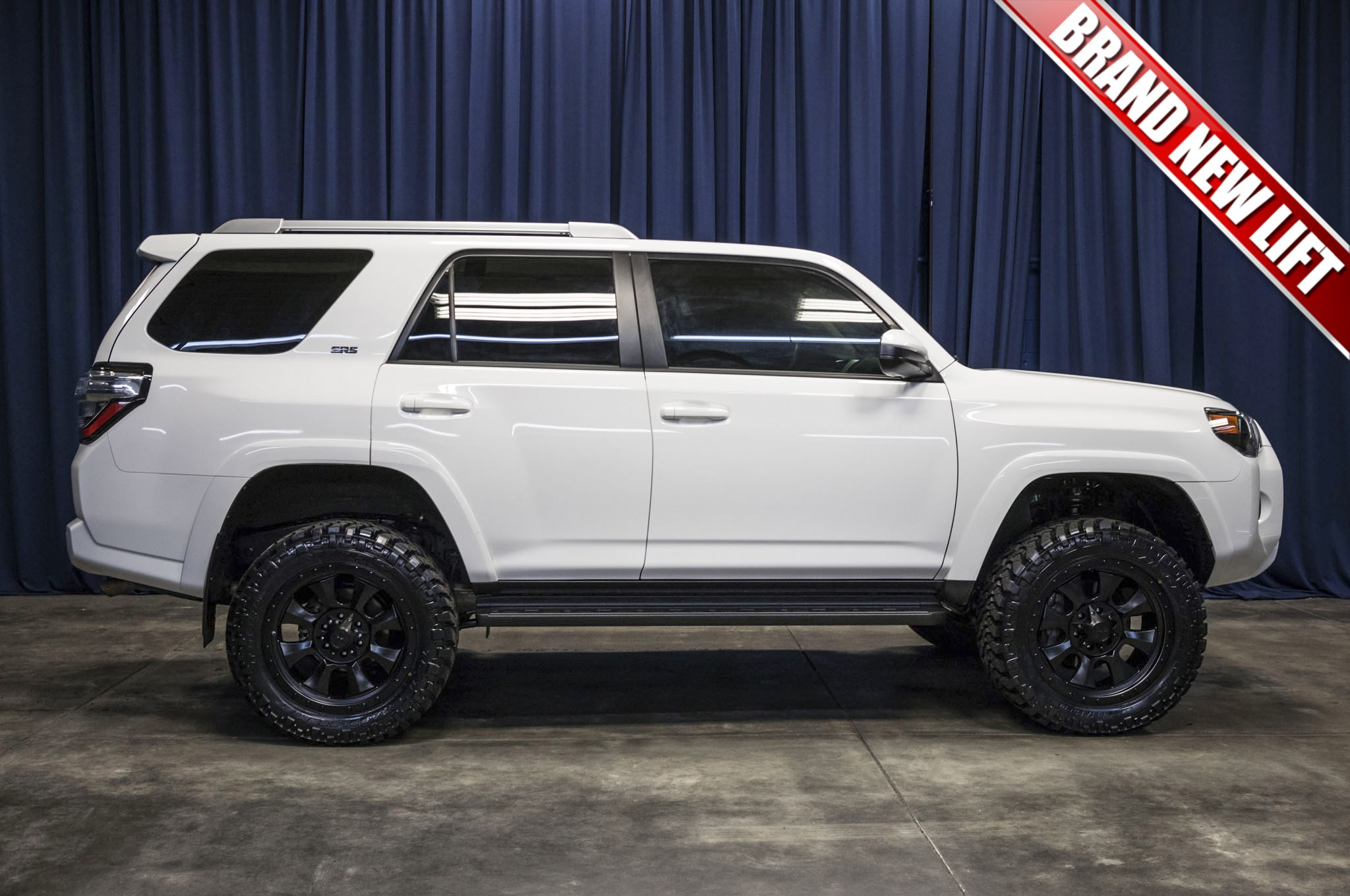 Used Diesel Trucks >> Used Lifted 2014 Toyota 4Runner SR5 4x4 SUV For Sale - 43009