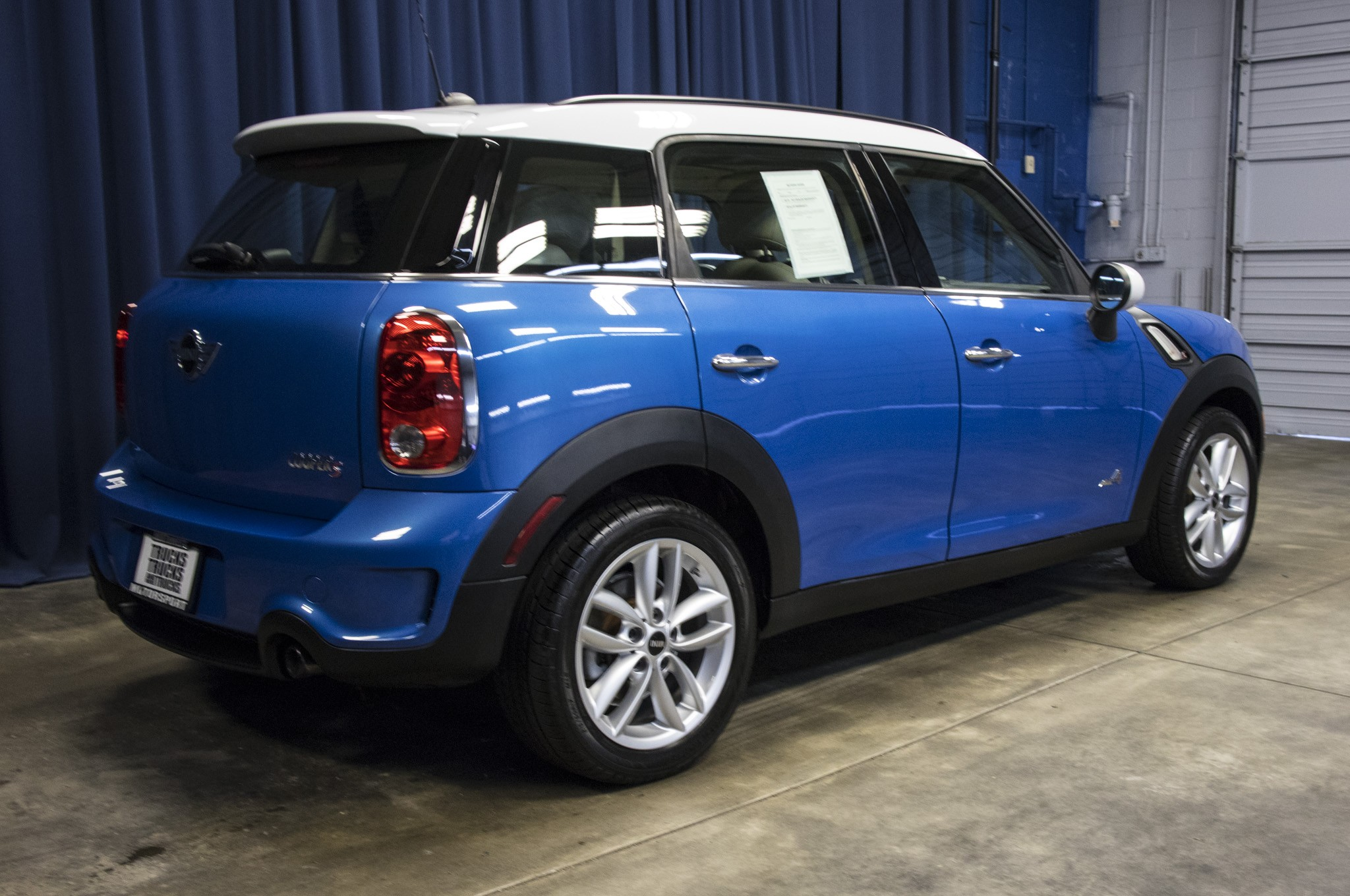 Used 2013 Mini Cooper S Countryman AWD Hatchback For Sale