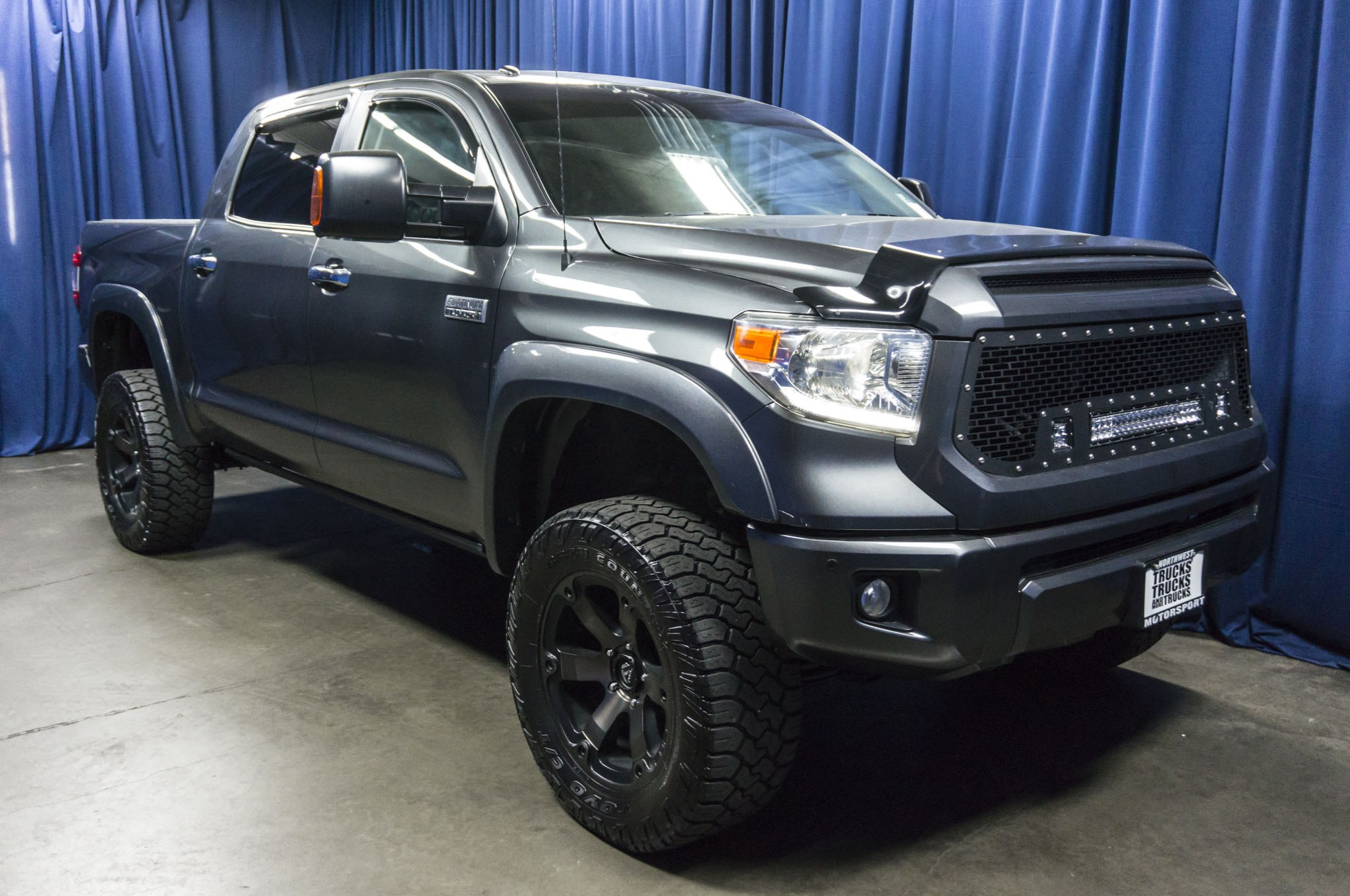 Used Lifted 2014 Toyota Tundra Platinum 4x4 Truck For Sale