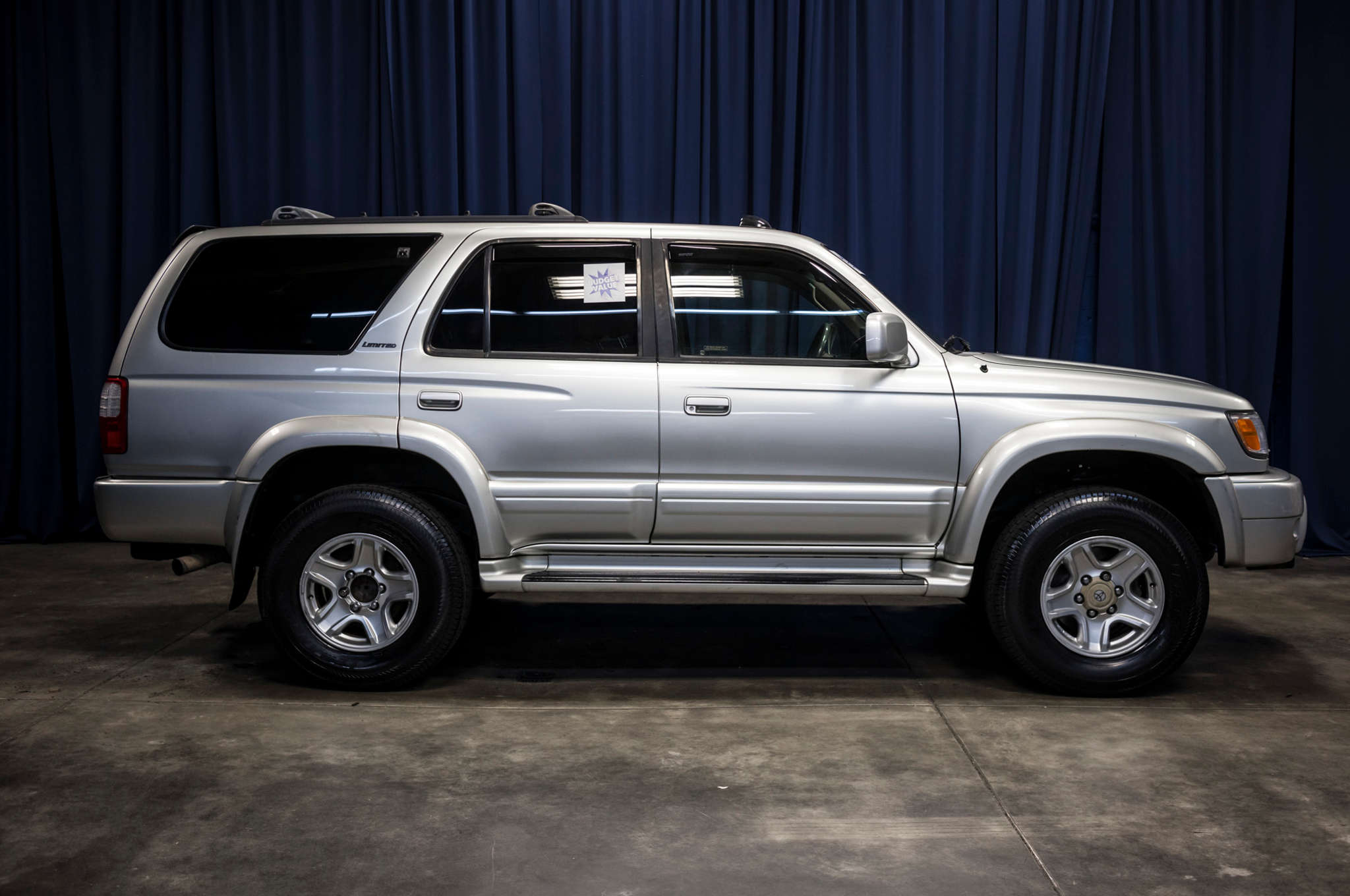 Used 1999 Toyota 4Runner Limited 4x4 SUV For Sale B