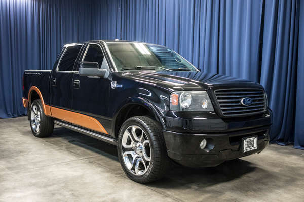 Used 2008 Ford F 150 Harley Davidson 4x4 Truck For Sale