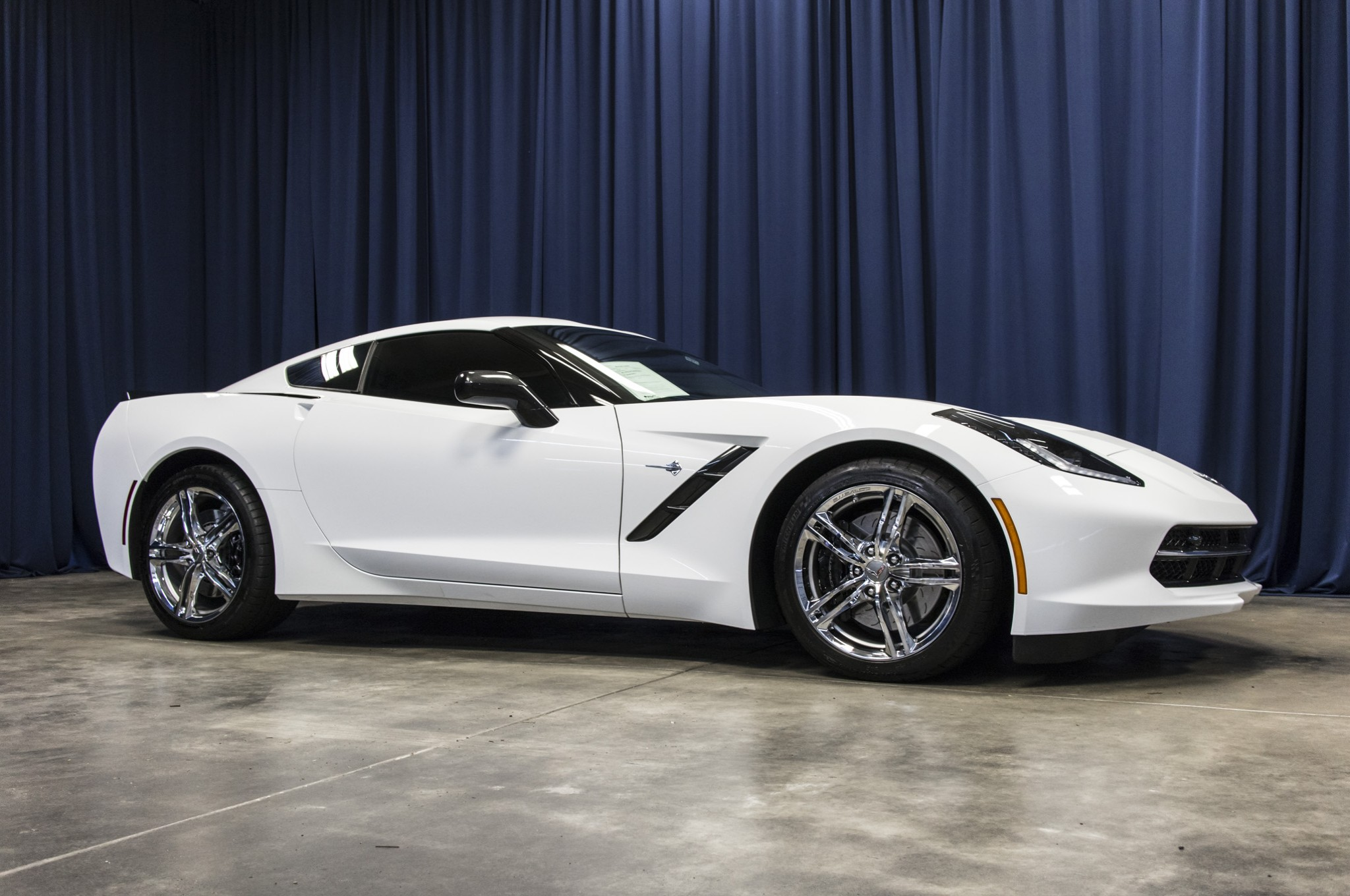 Used 2016 Chevrolet Corvette Stingray Z51 RWD Coupe For Sale
