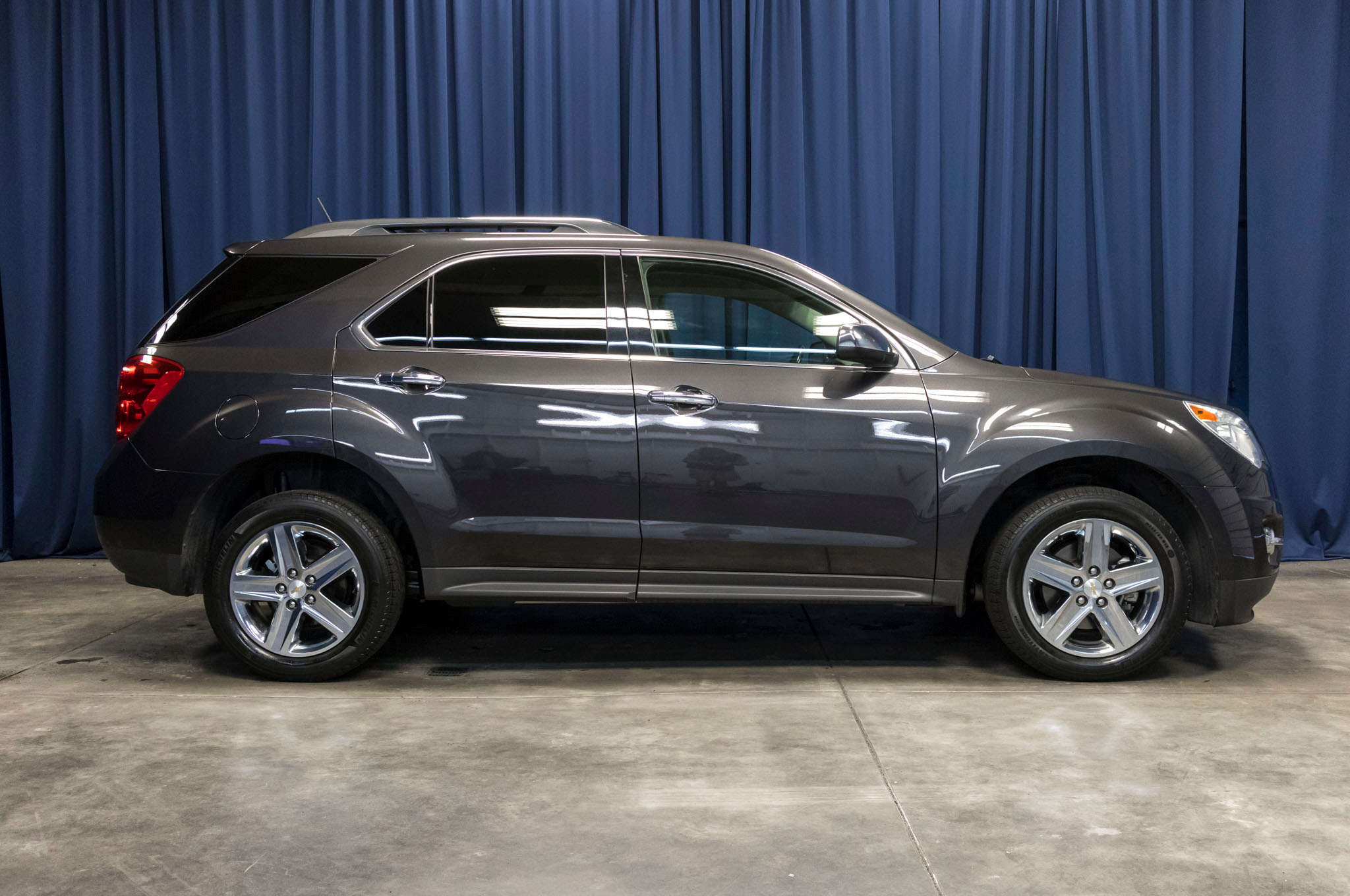 dashboard equinox fwd review chevrolet news crossover suv ltz chevy awd