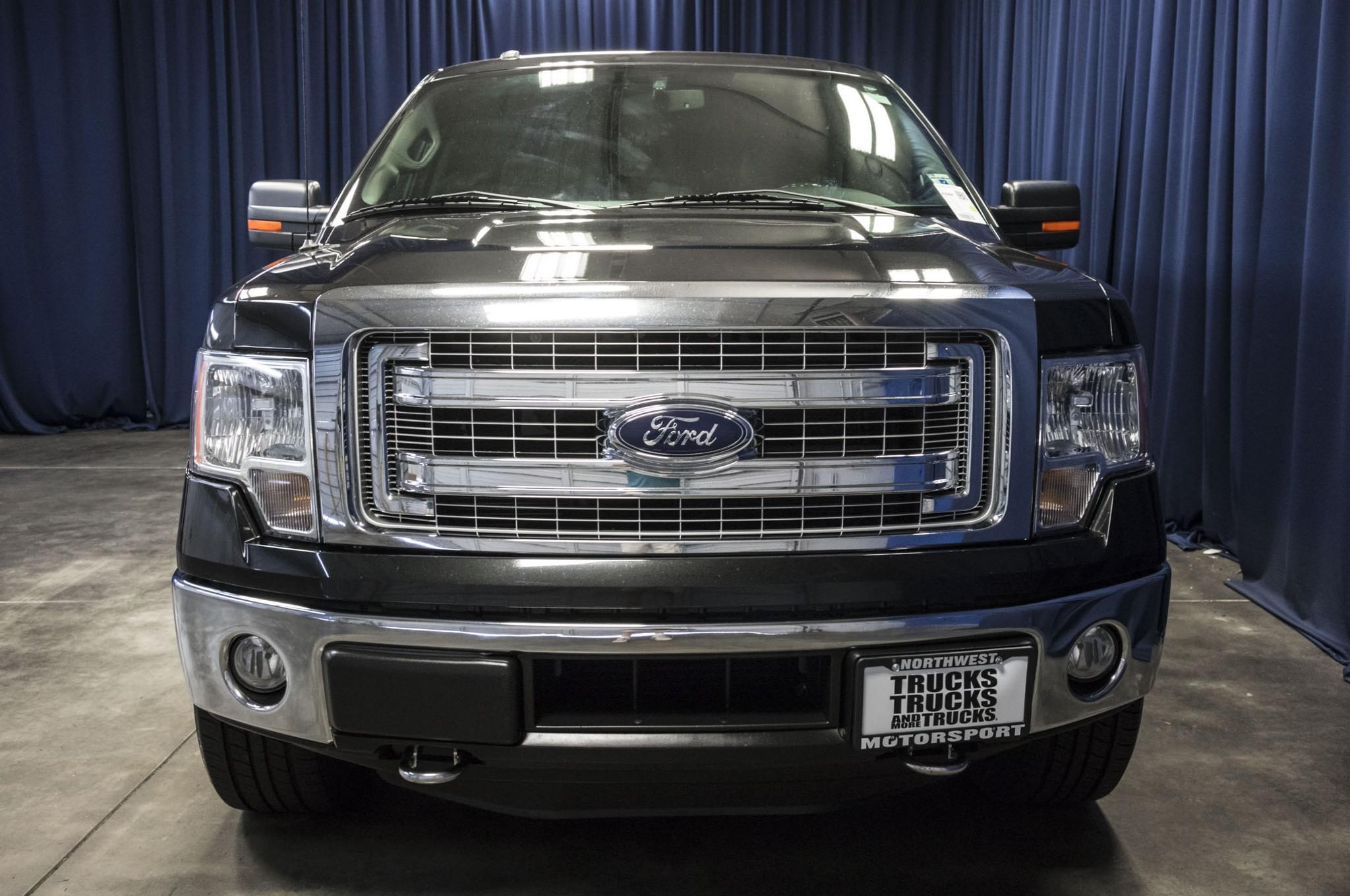 used 2014 ford f 150 xtr ecoboost 4x4 truck for sale 43992. Black Bedroom Furniture Sets. Home Design Ideas