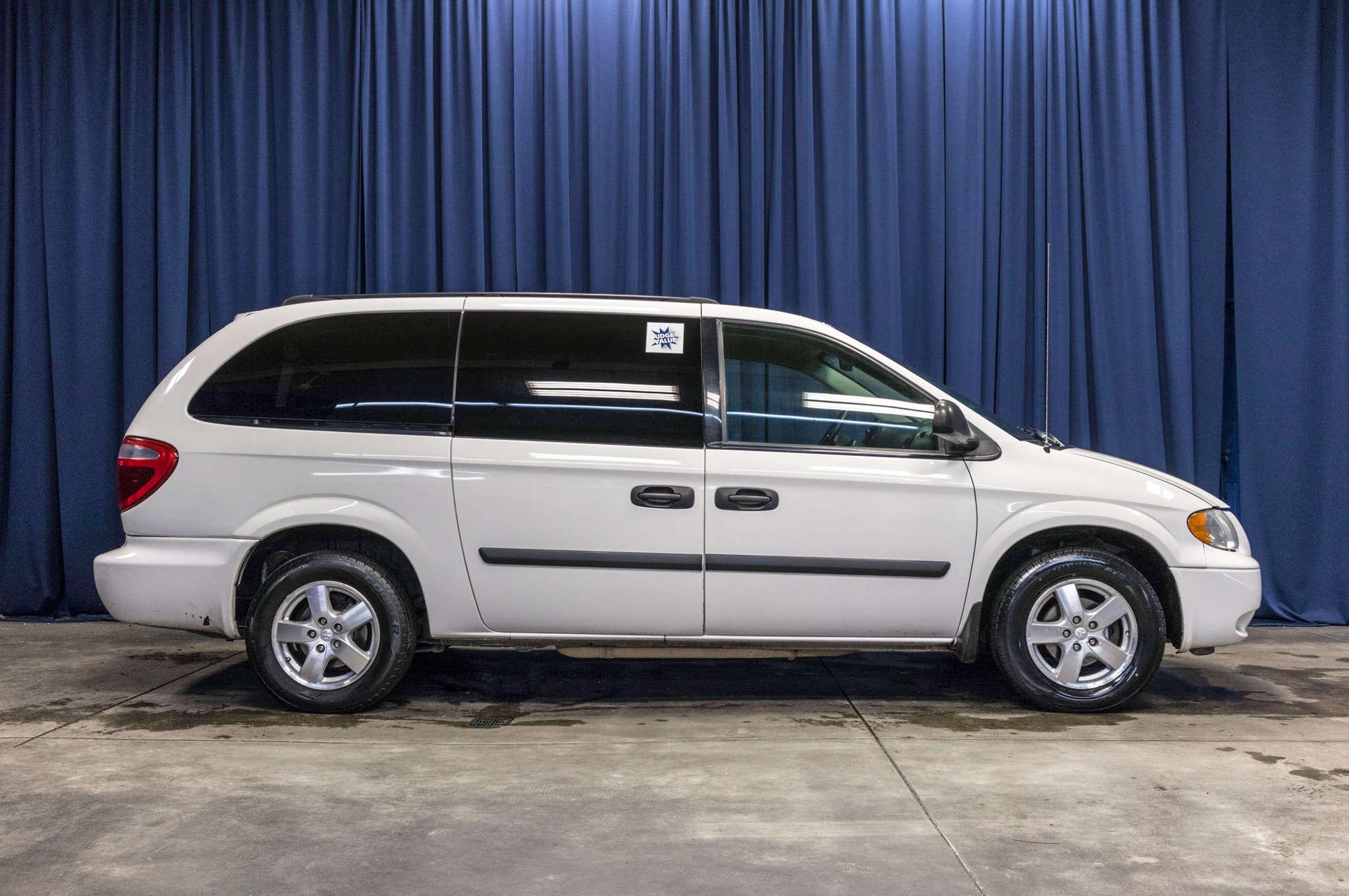 Used 2005 Dodge Grand Caravan SE FWD Minivan Van For Sale A